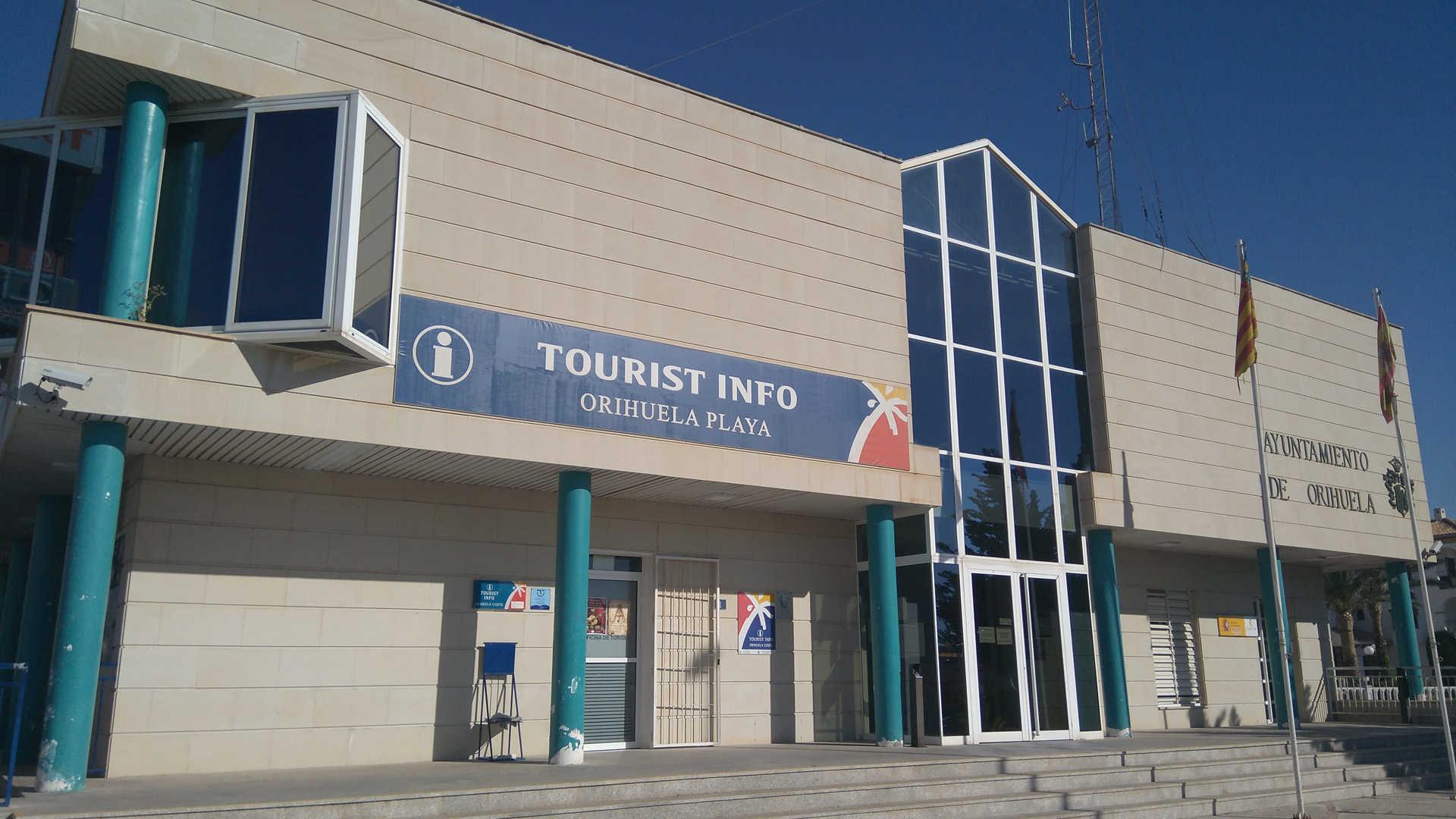 TOURIST INFO ORIHUELA - PLAYA