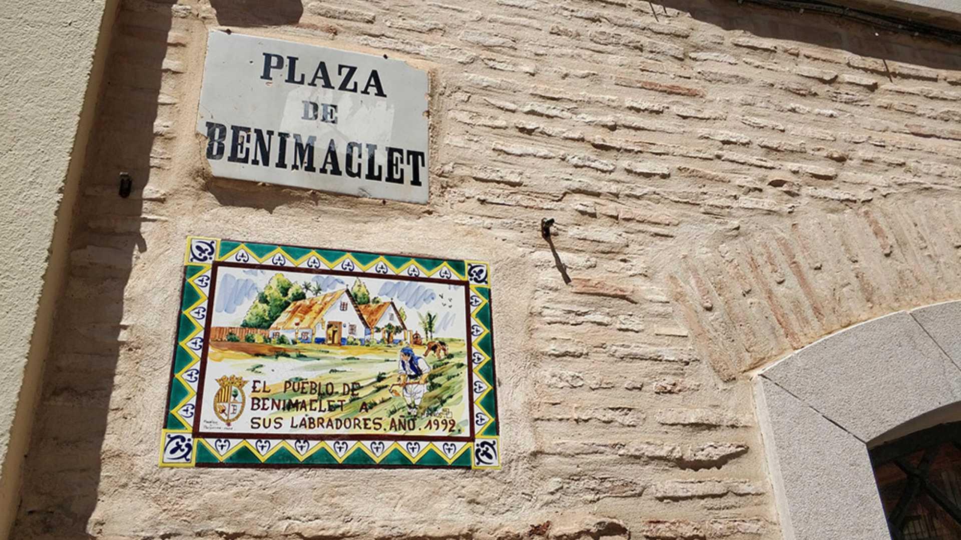 Benimaclet: pueblo y barrio