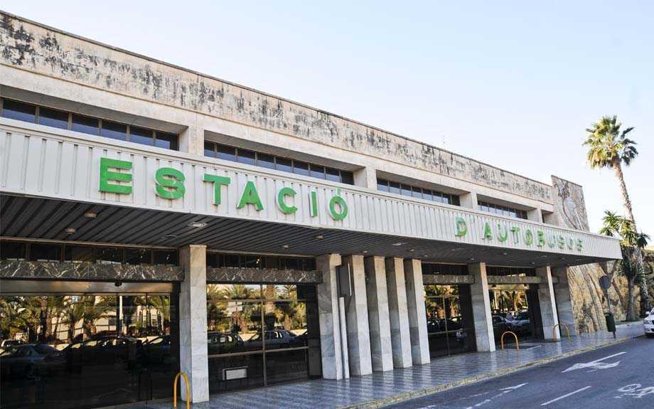 Estación de Autobuses de Elx