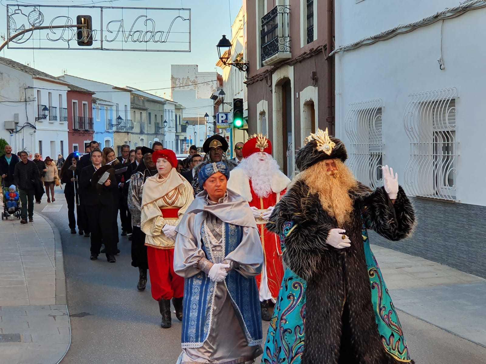 Festividad de Reyes