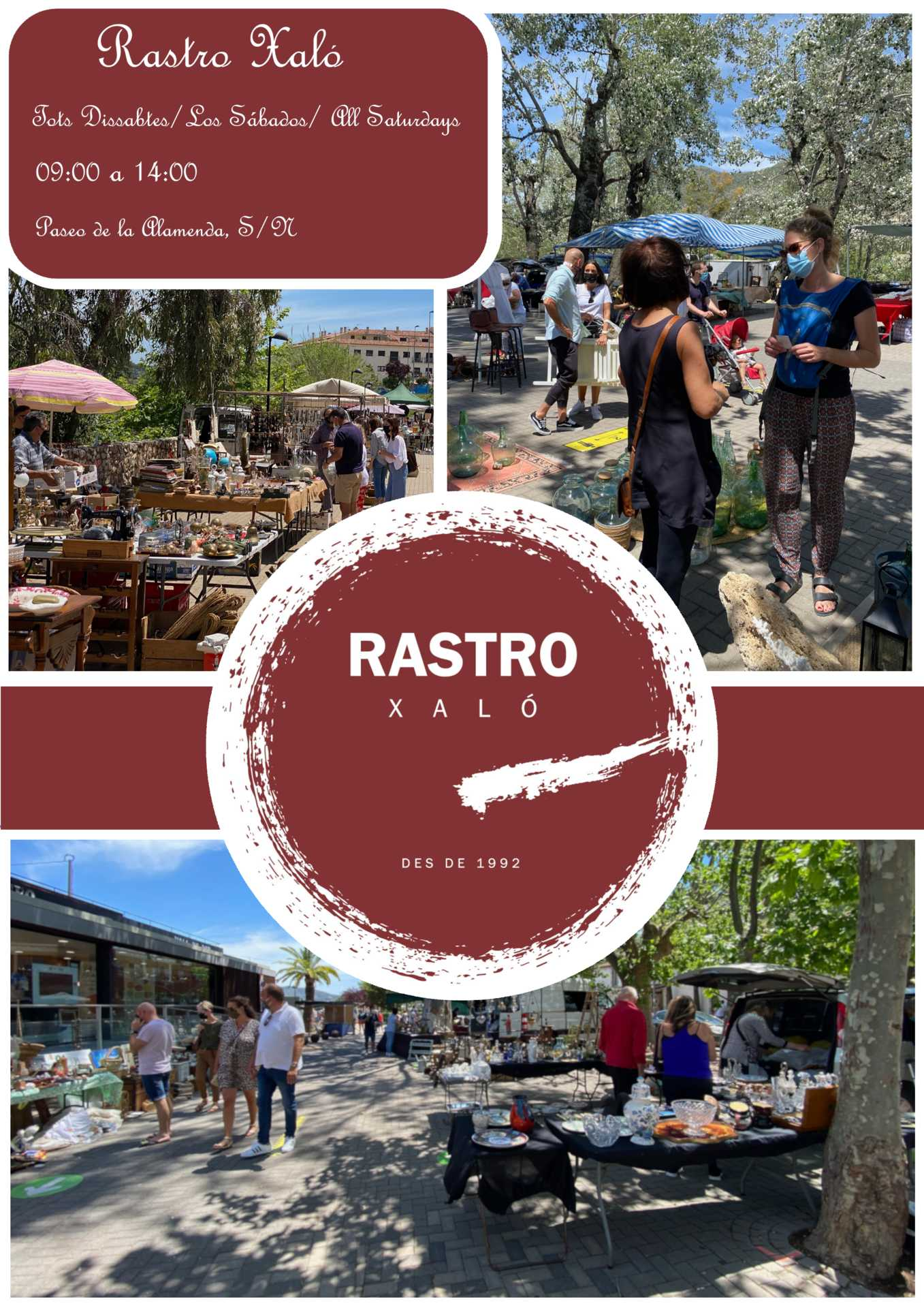 Rastro - Xaló