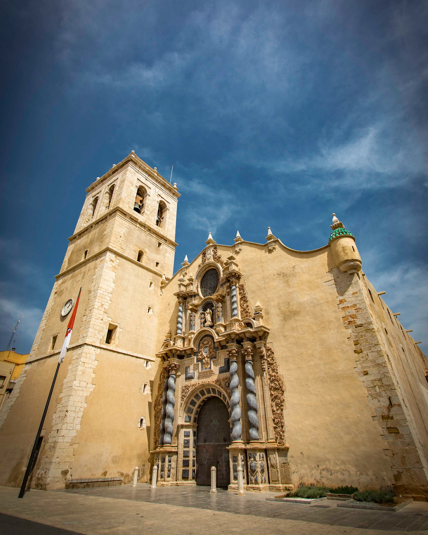 Pfarrkirche Asunción de Nuestra Señora