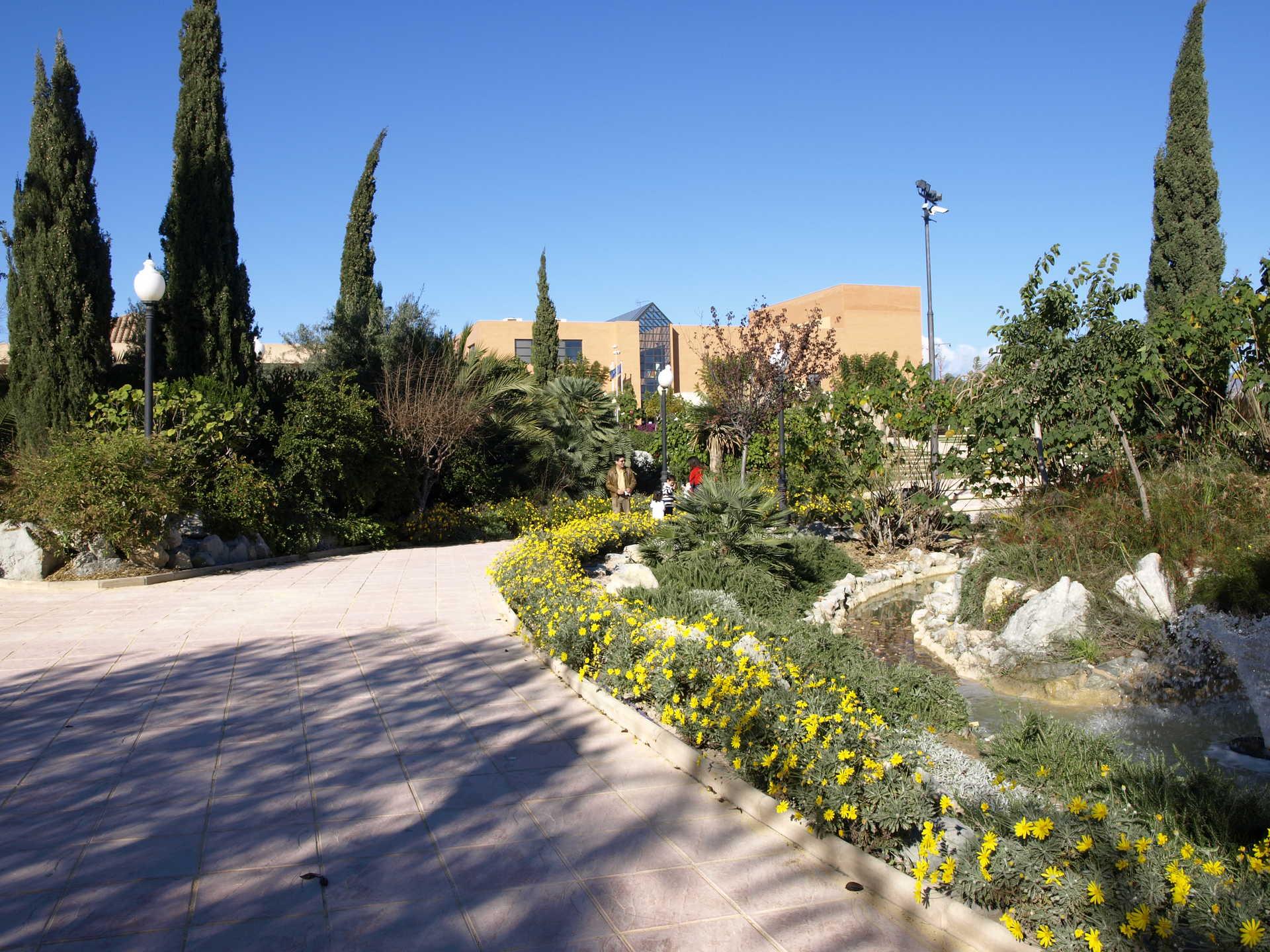 Parque Municipal El Canyar de les Portelles