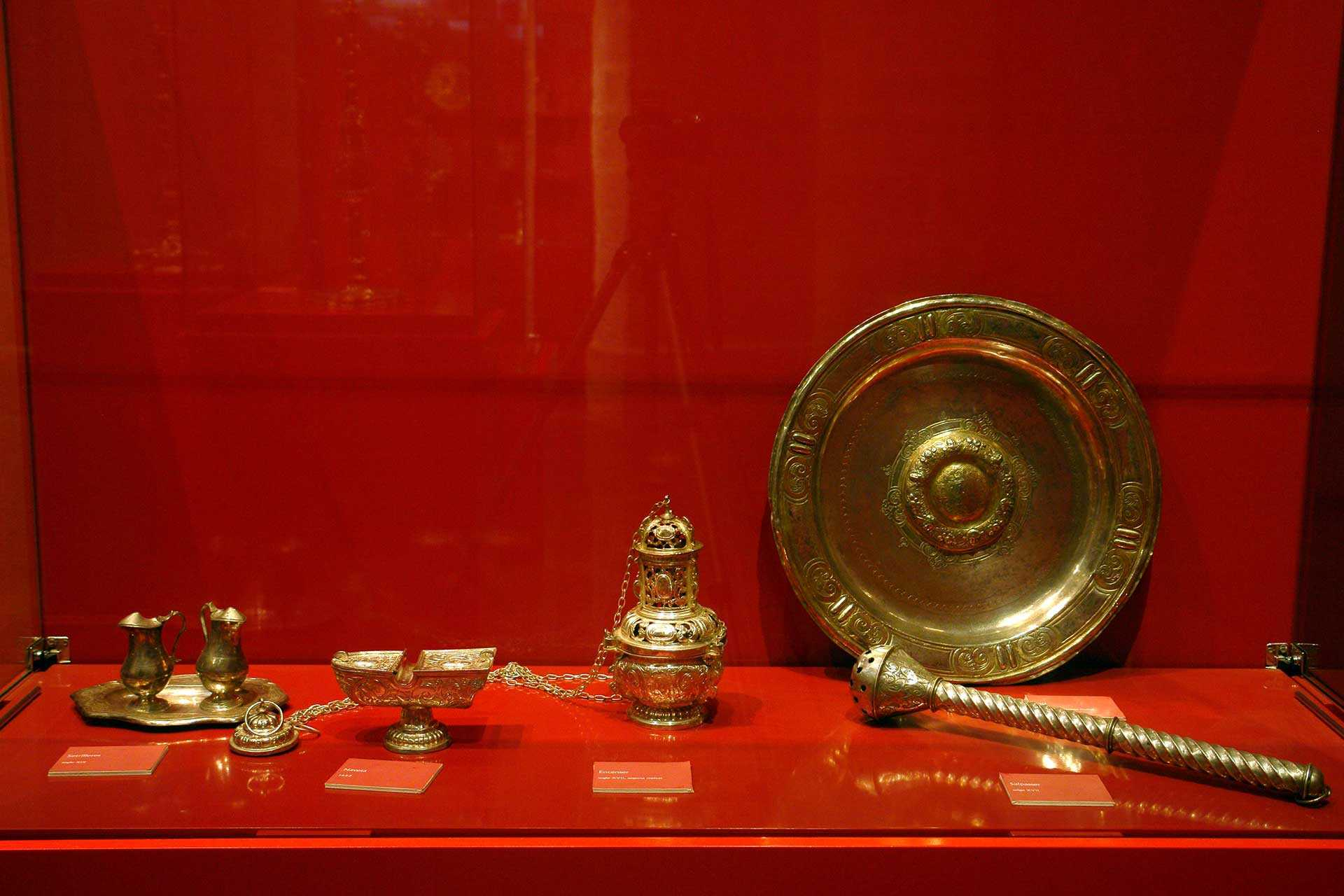 Col.lecció Museogràfica Parroquial