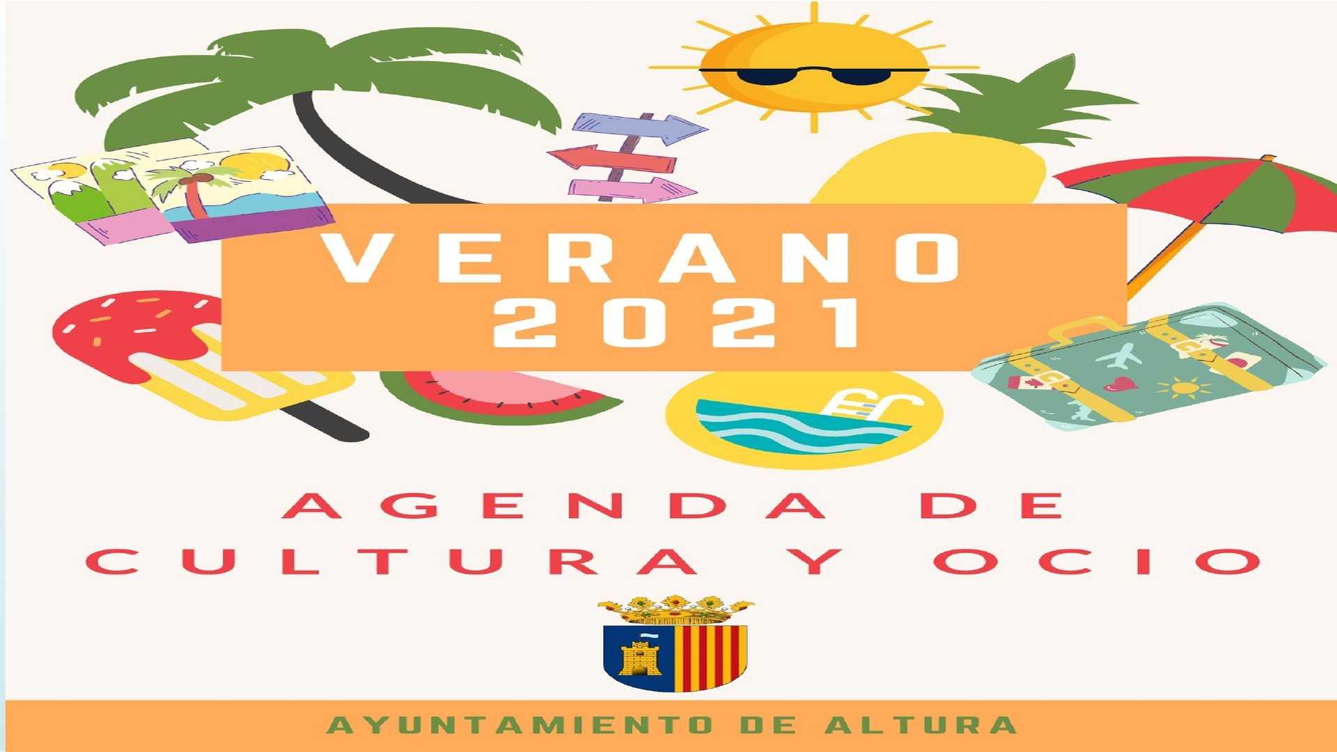 Agenda de actividades verano 2021