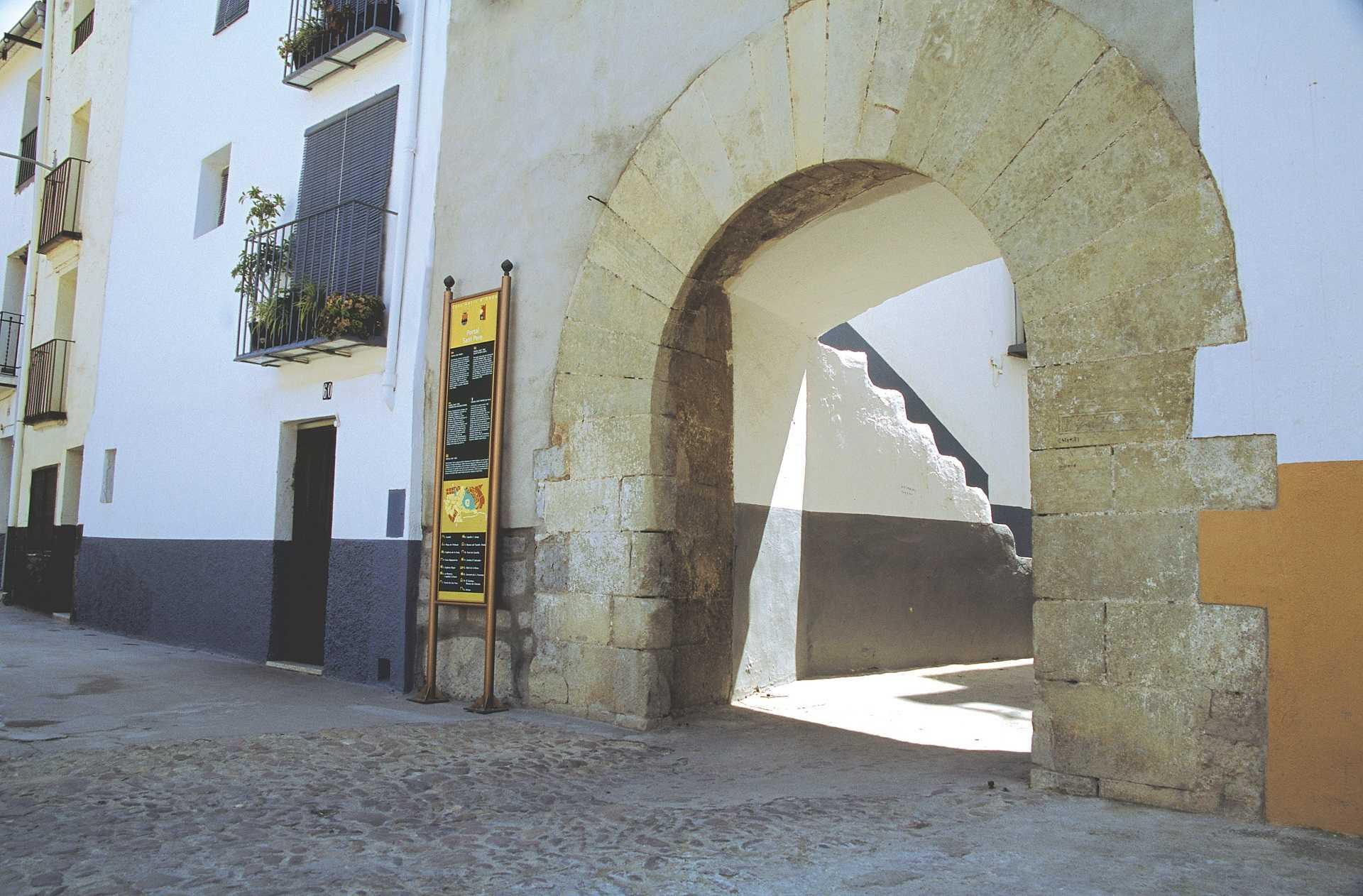 Centre històric d'onda