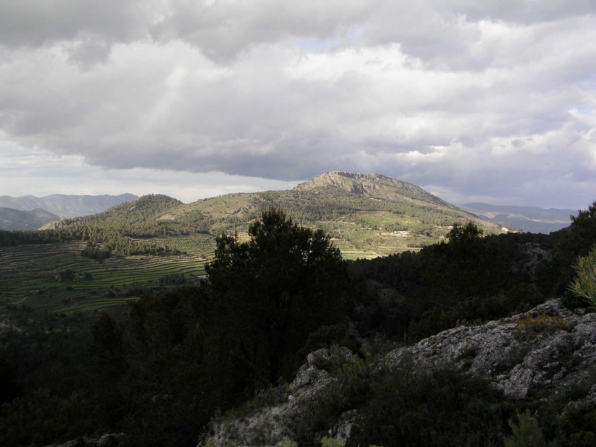 Ruinas Arqueológicas La Serreta