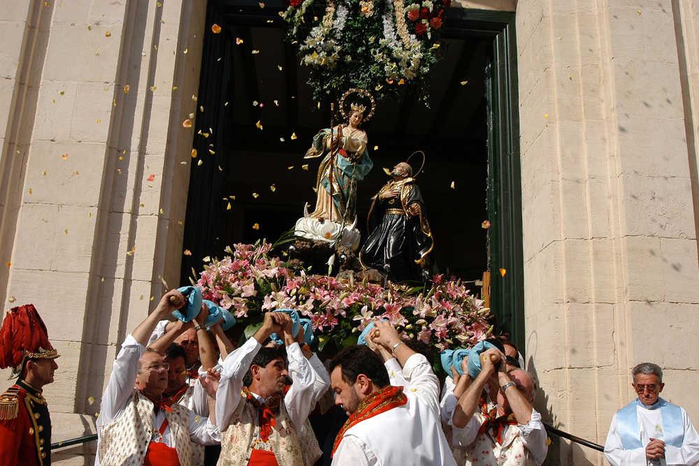Romería a la Virgen de los Lírios