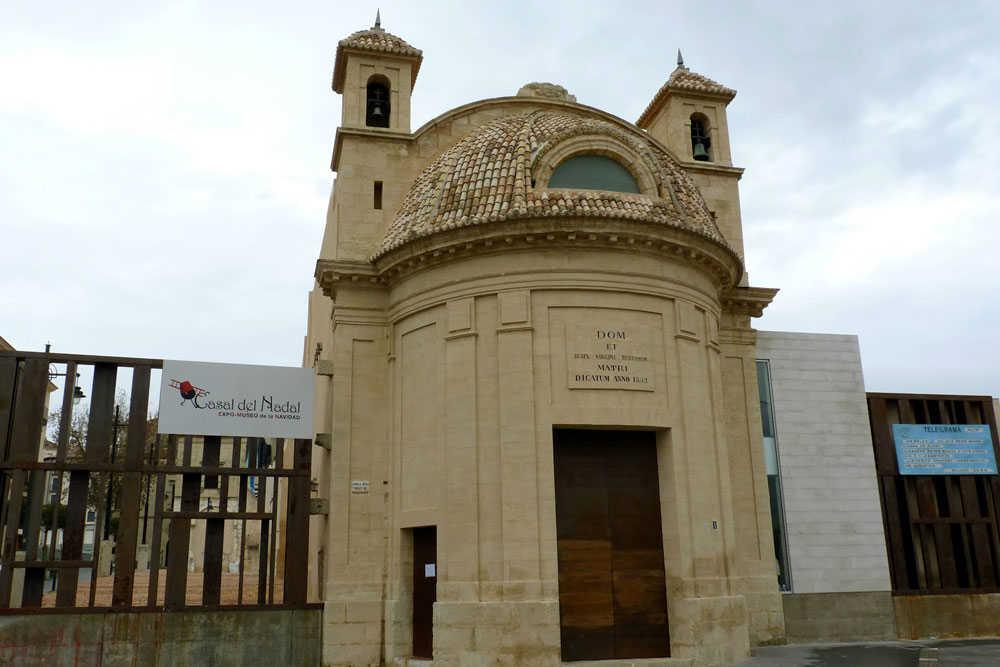 Chapelle De La Vierge Des Désemparés