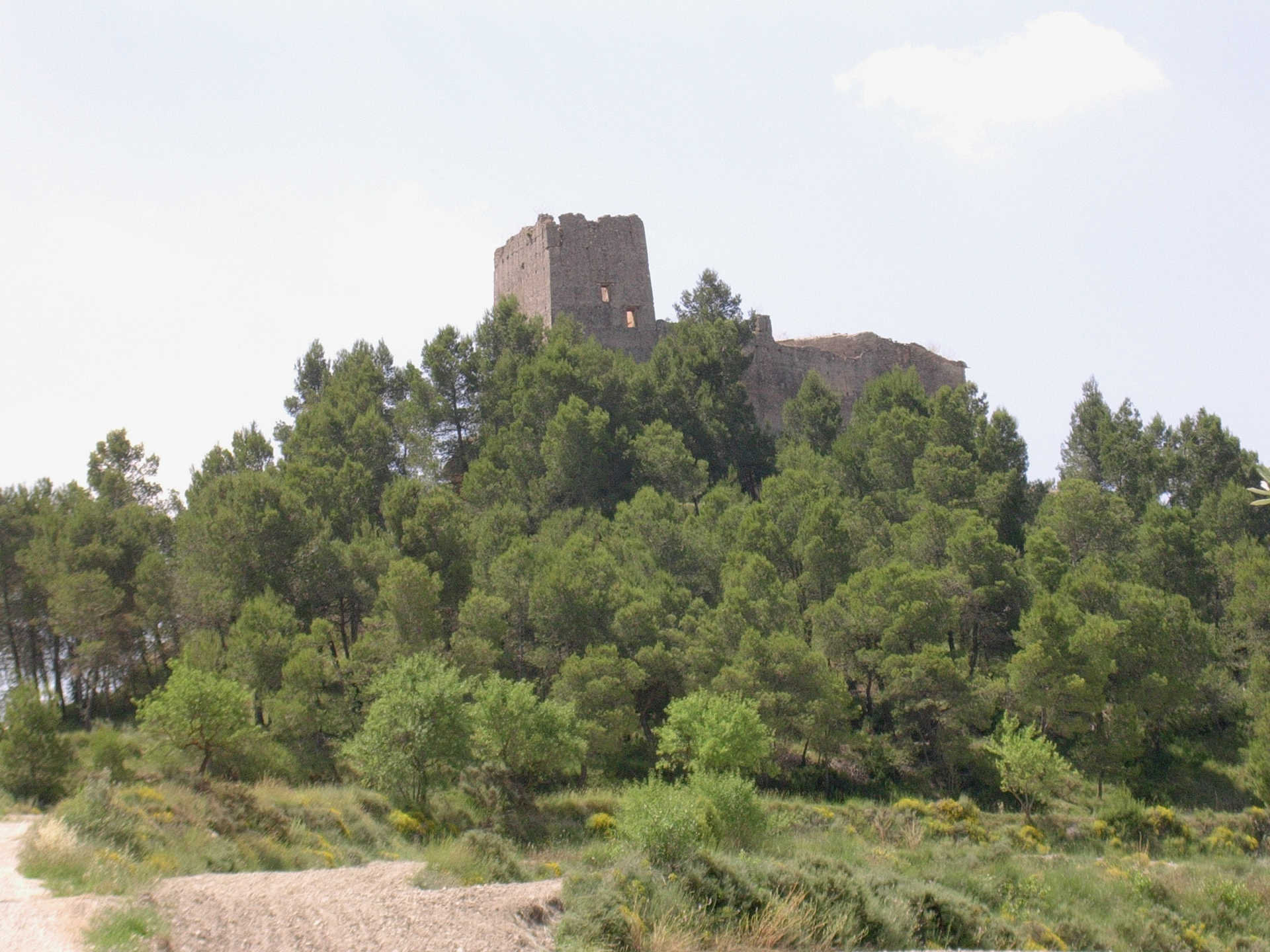 Torre de Barxell (del Castillo de Barxell)