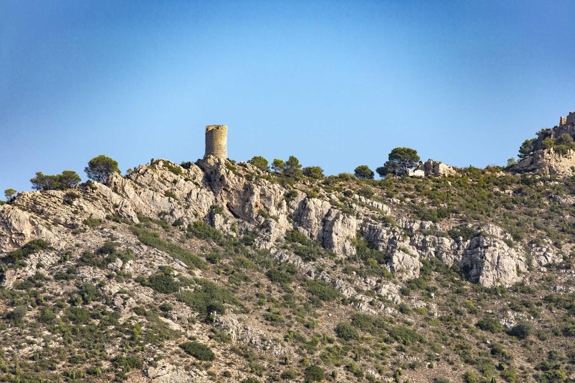 Naturparks Desert de Les Palmes