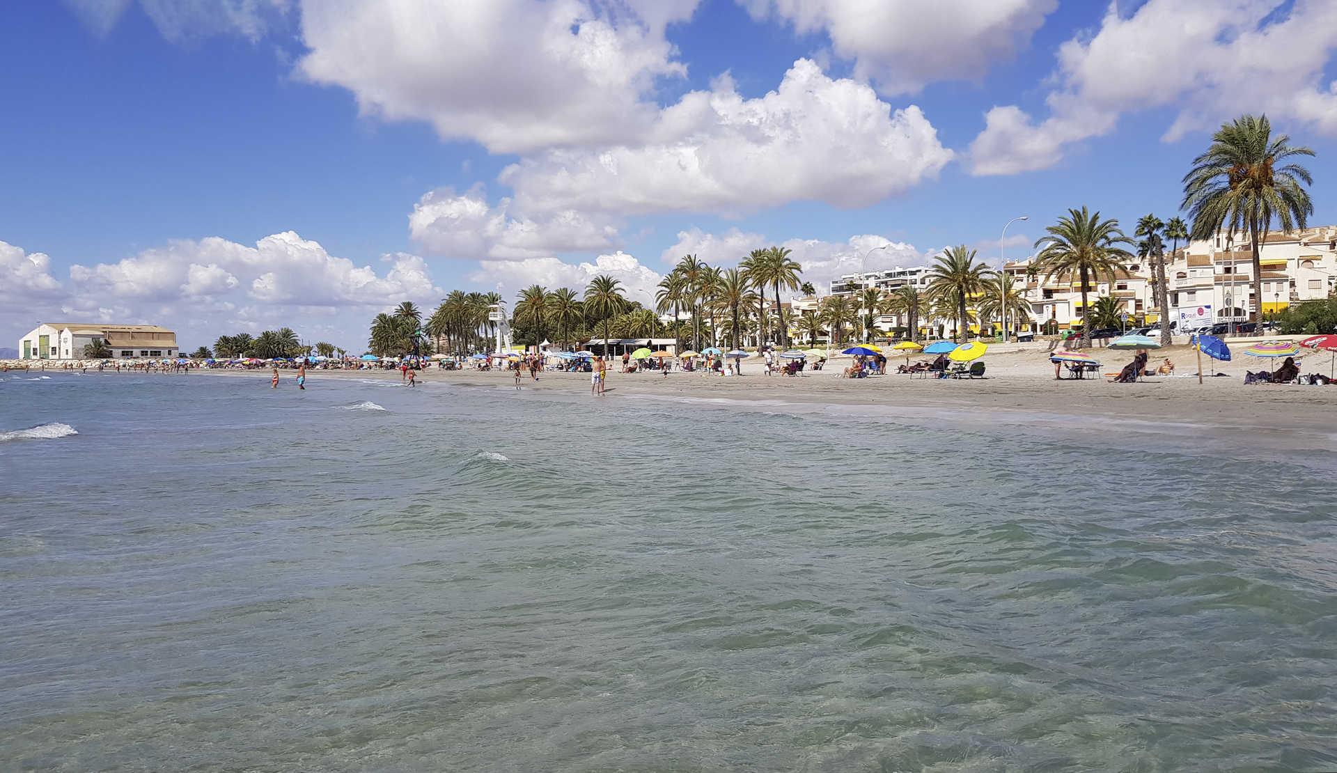 DEL VARADOR Beach