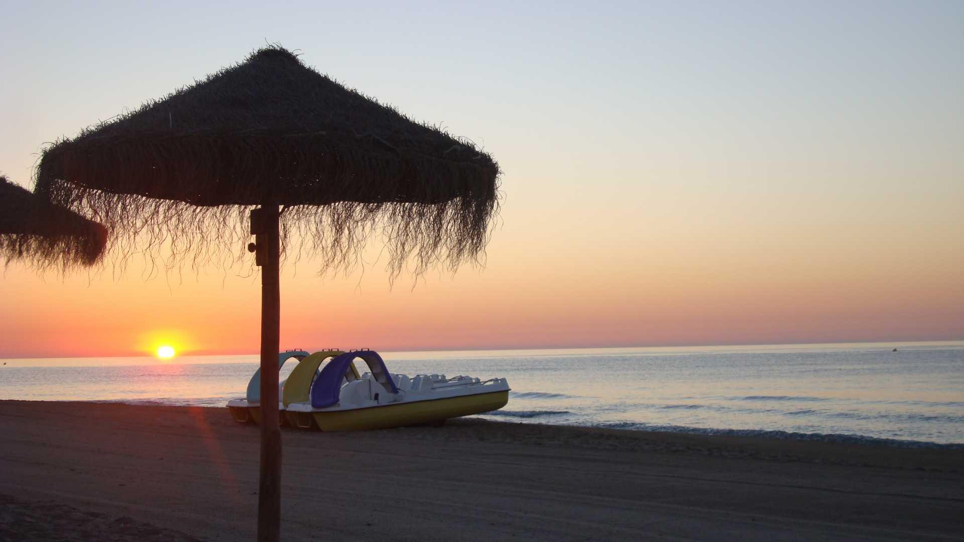 camping playa tropicana