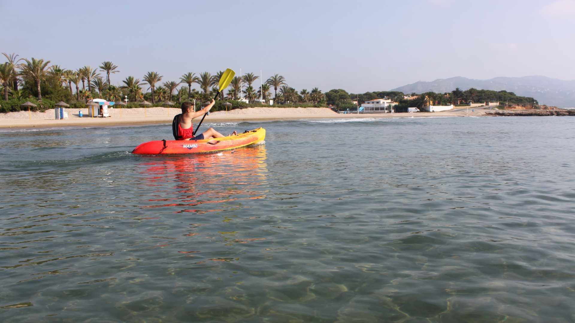 camping playa tropicana castellon