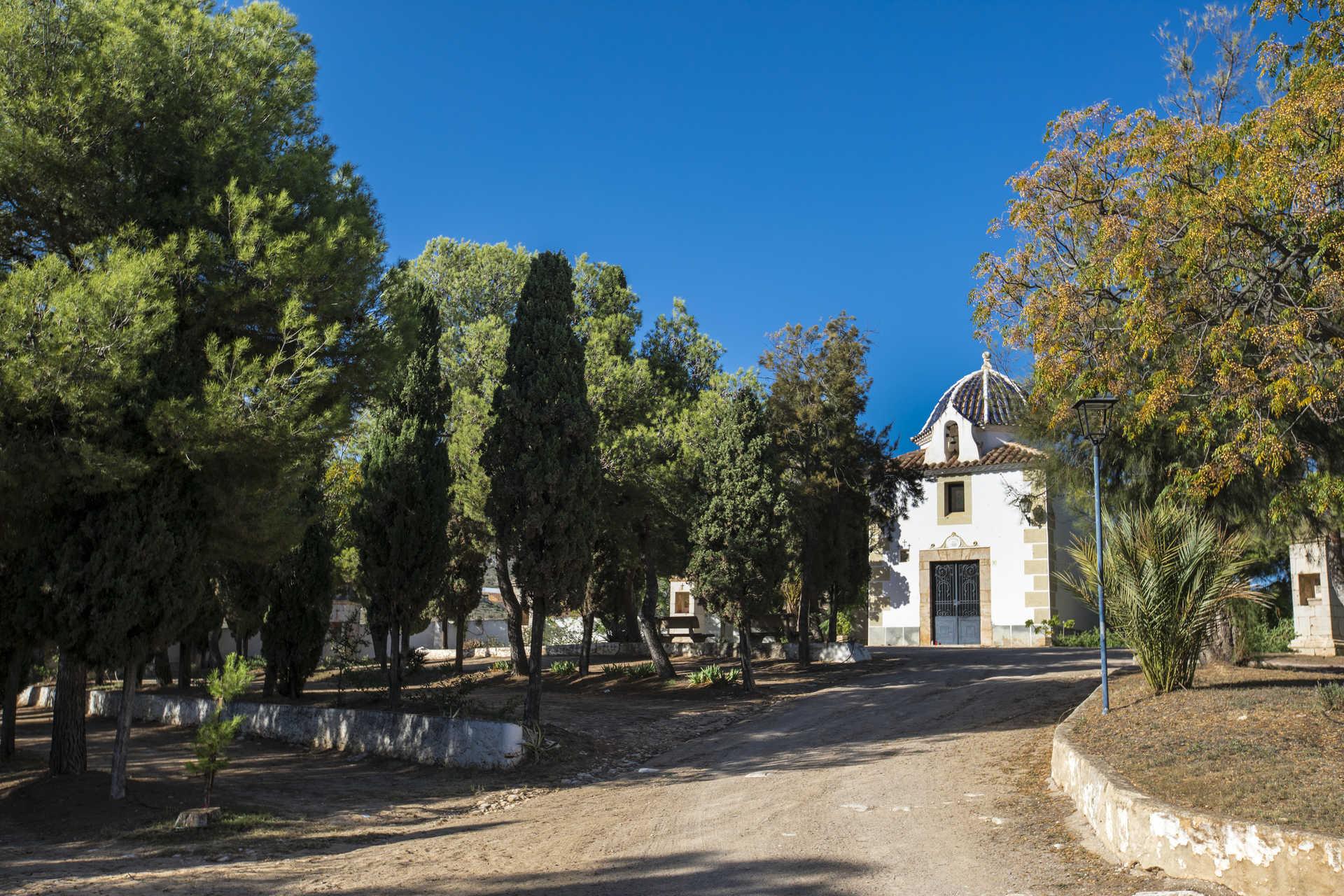 Calvario y Primitiva Iglesia