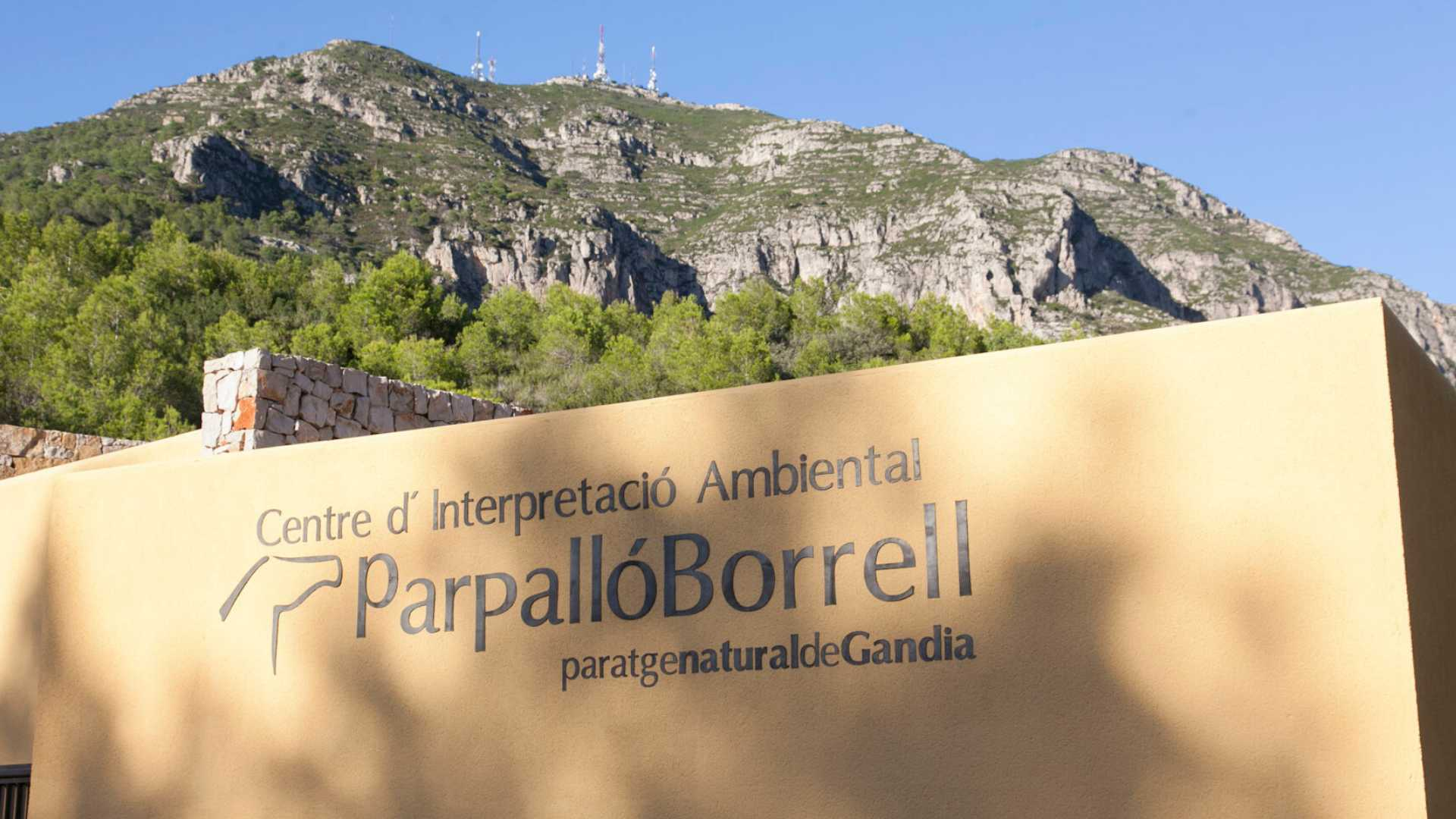 Visite guidée du Centre d'interprétation Parpalló Borrell