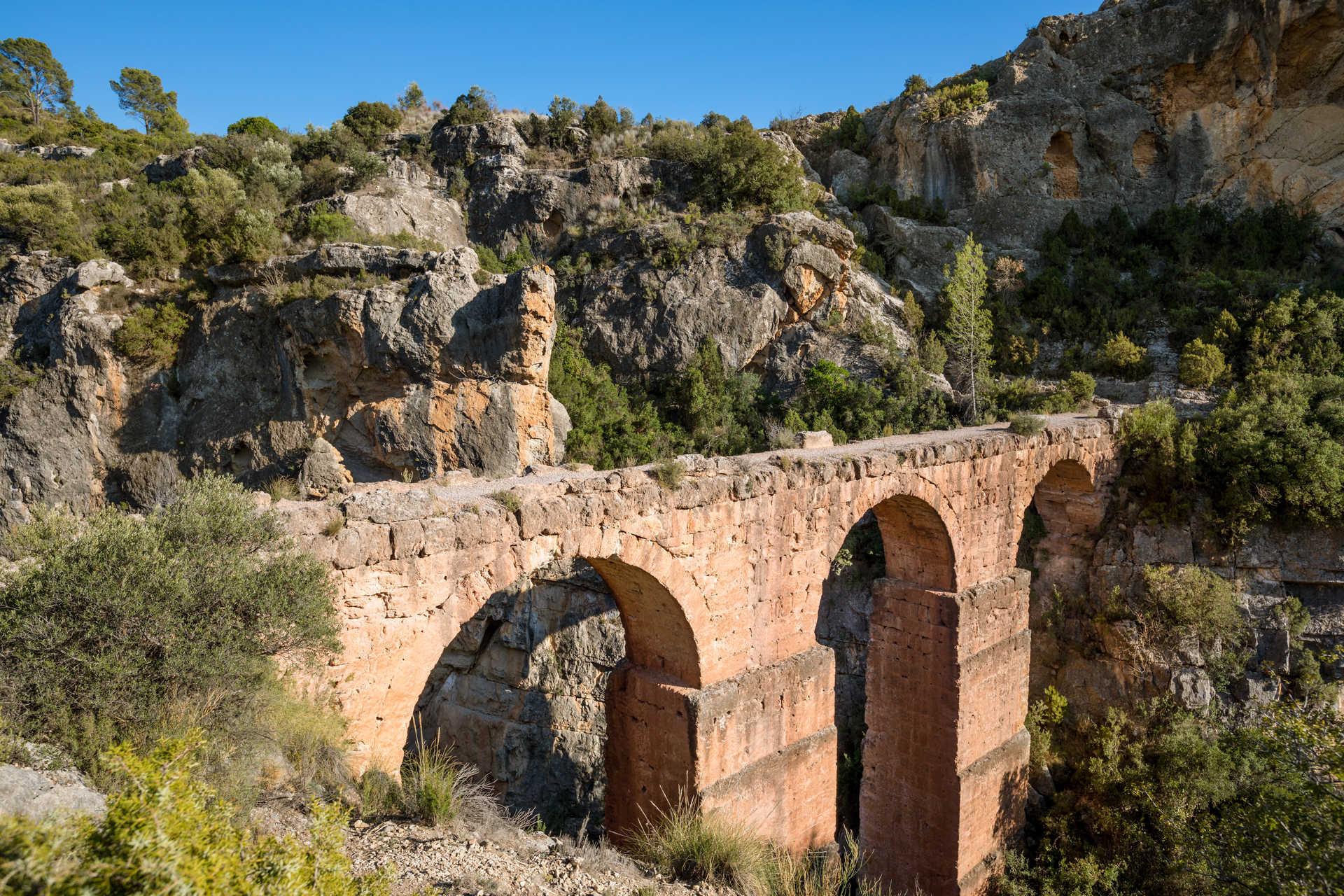 Aqueduc de Peña Cortada