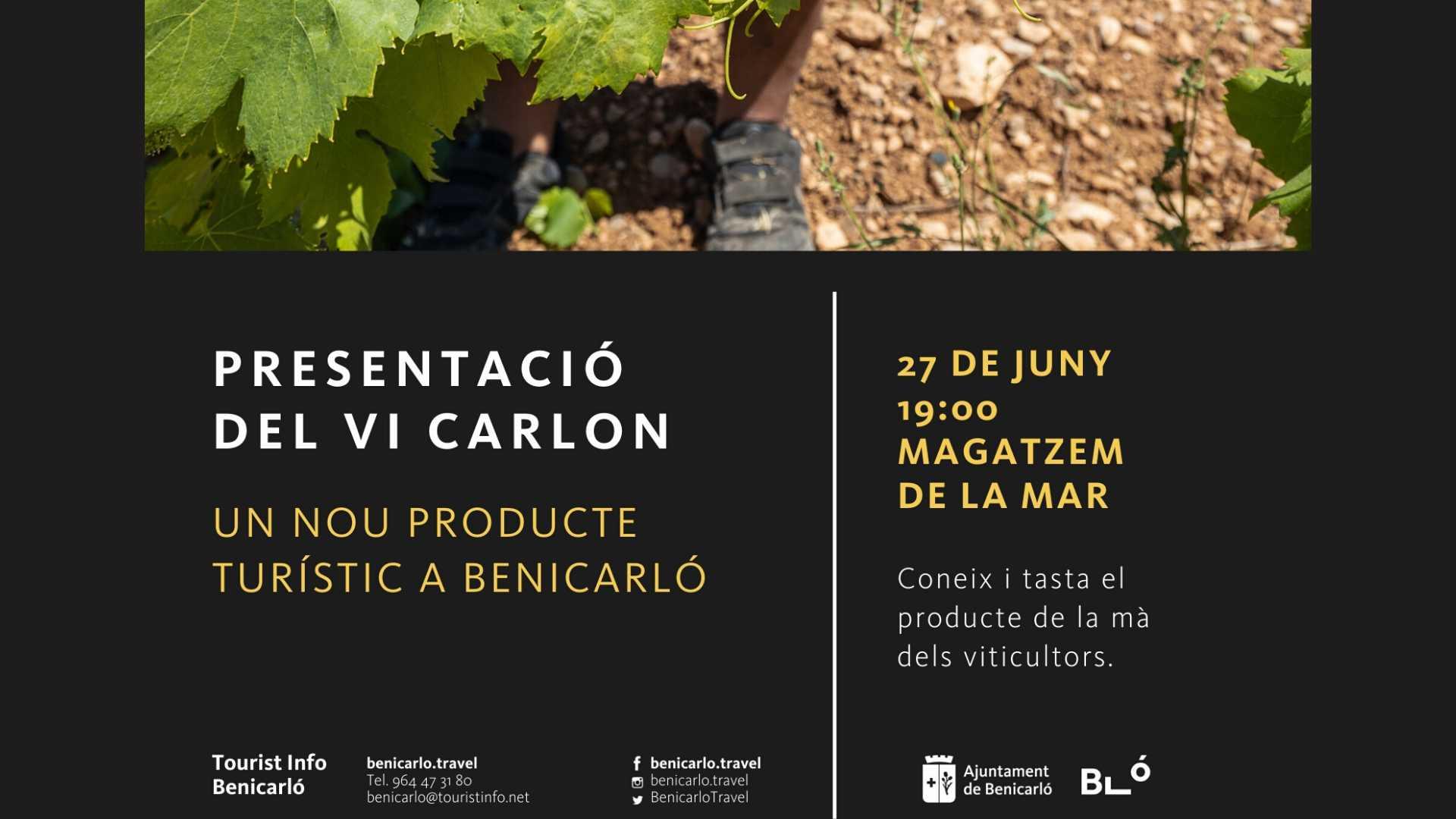 Bienvenida al verano con los productores de vino locales
