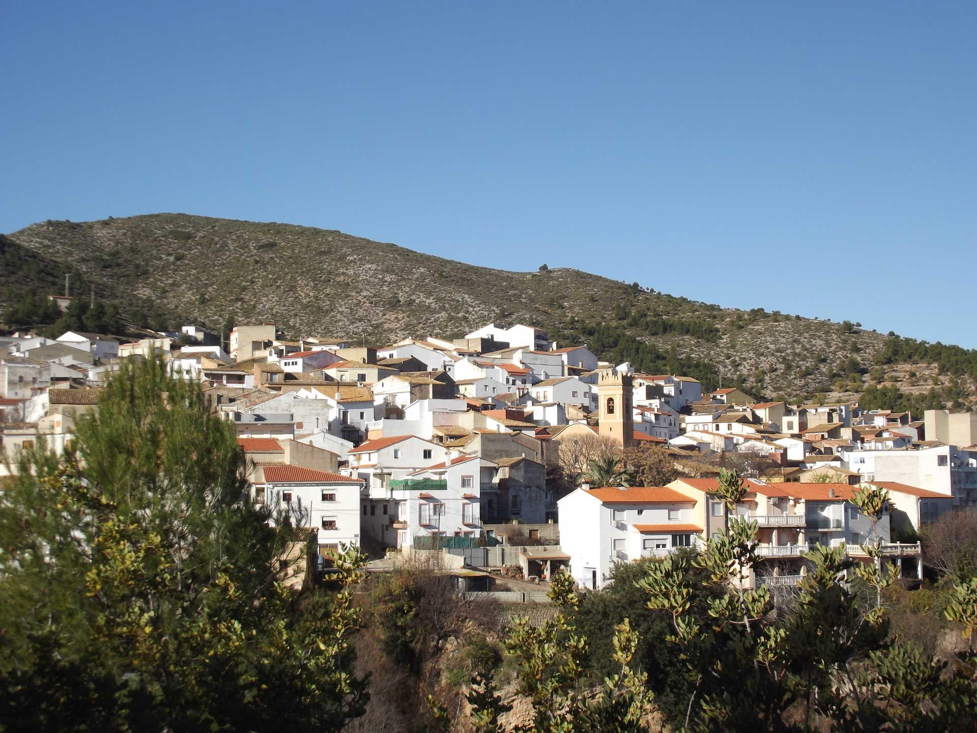 PR-CV 261 Nacimiento – Castillet - Cámaro