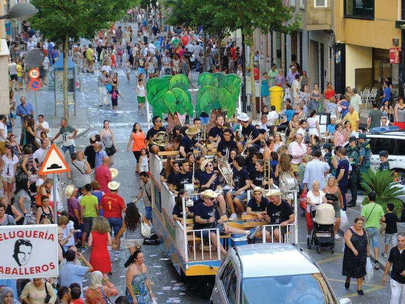 Festes de Santa Ana