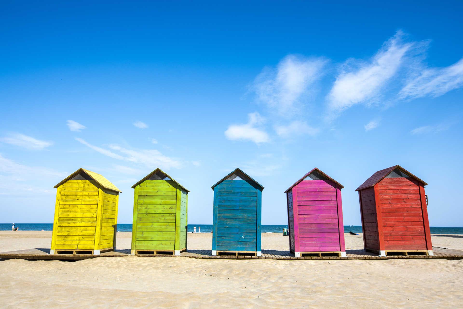 Descubre las playas en tiempo real