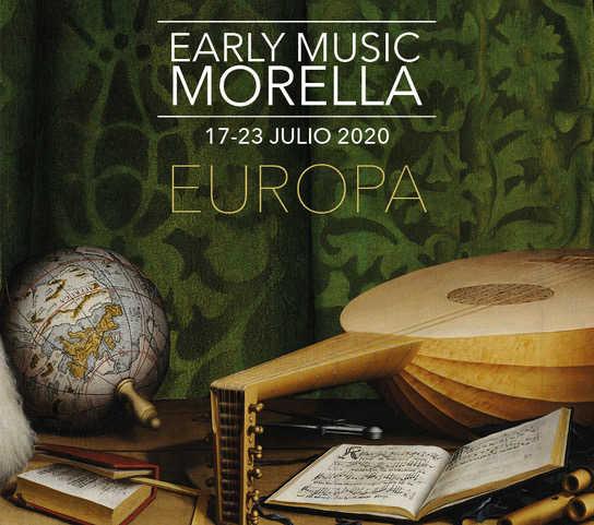 EARLY MUSIC MORELLA. ACADEMIA Y FESTIVAL INTERNACIONAL DE MÚSICA MEDIEVAL Y RENACENTISTA.