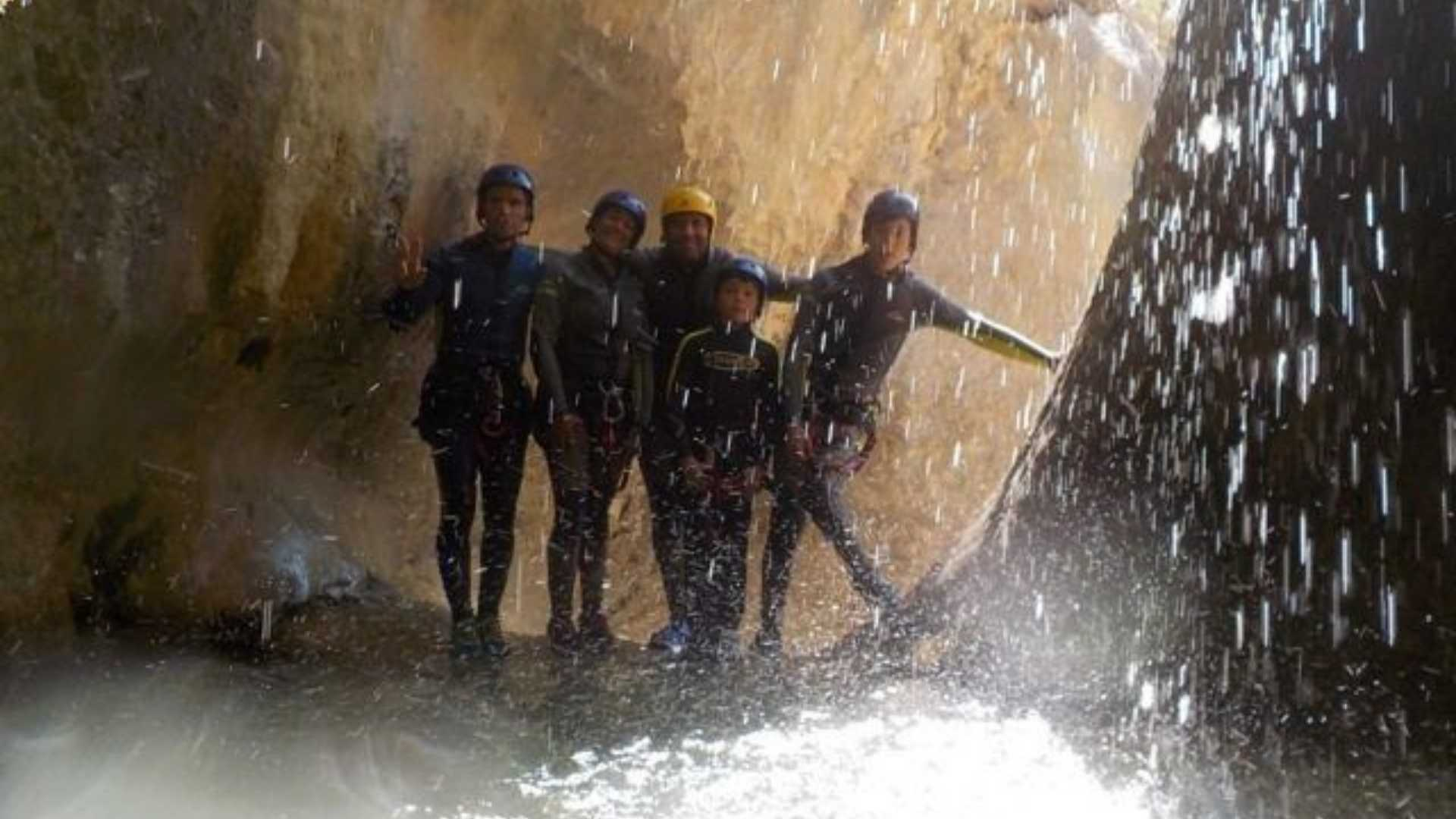 Hundertjährige Wasserschlucht
