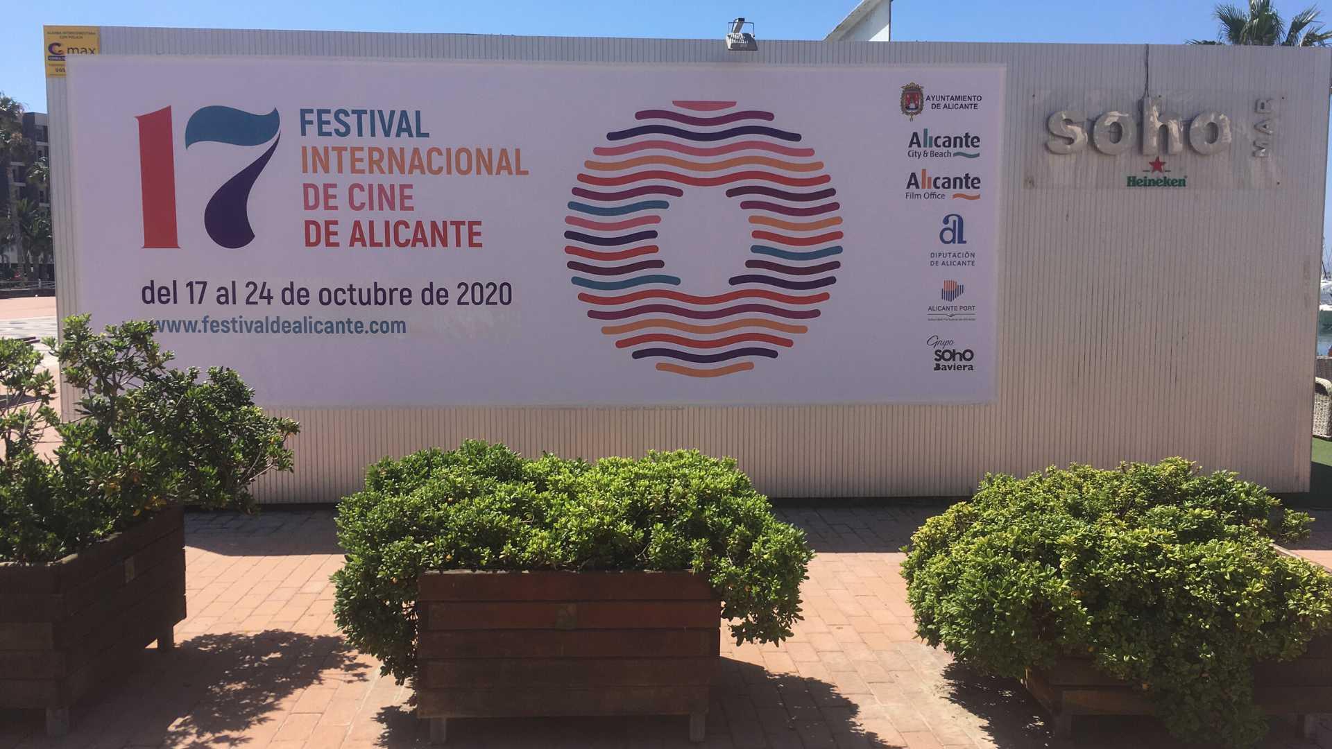 affiche du festival de cine d alicante