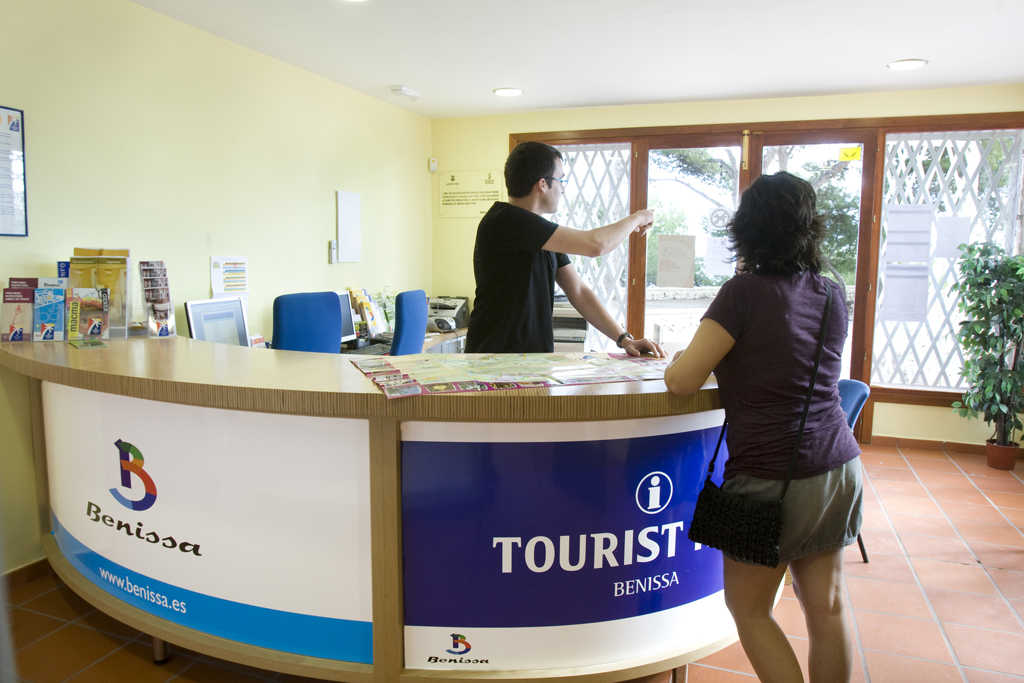 TOURIST INFO BENISSA - PLAYA