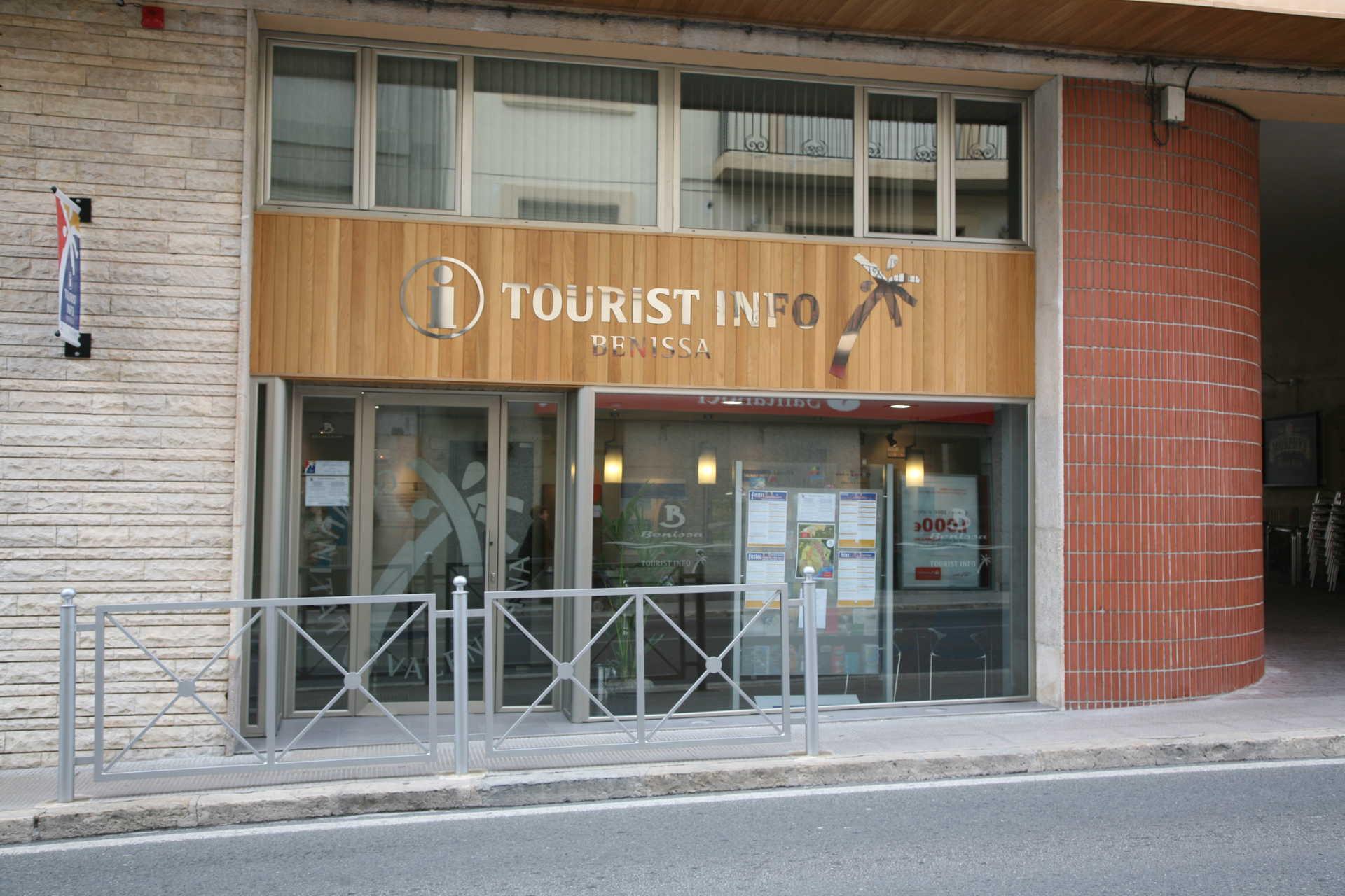 TOURIST INFO BENISSA