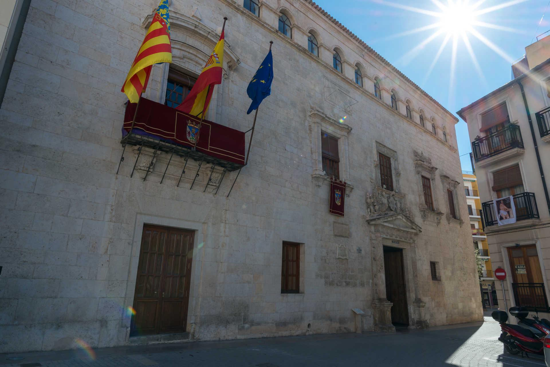 Ajuntament (Palau Municipal)