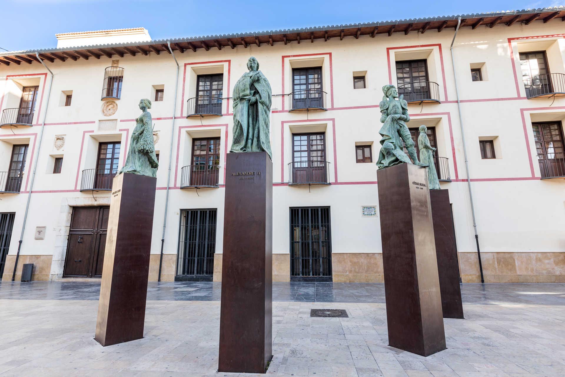 Escuelas Pías (Former University)