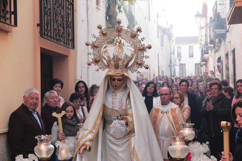 HOLY WEEK IN TEULADA MORAIRA