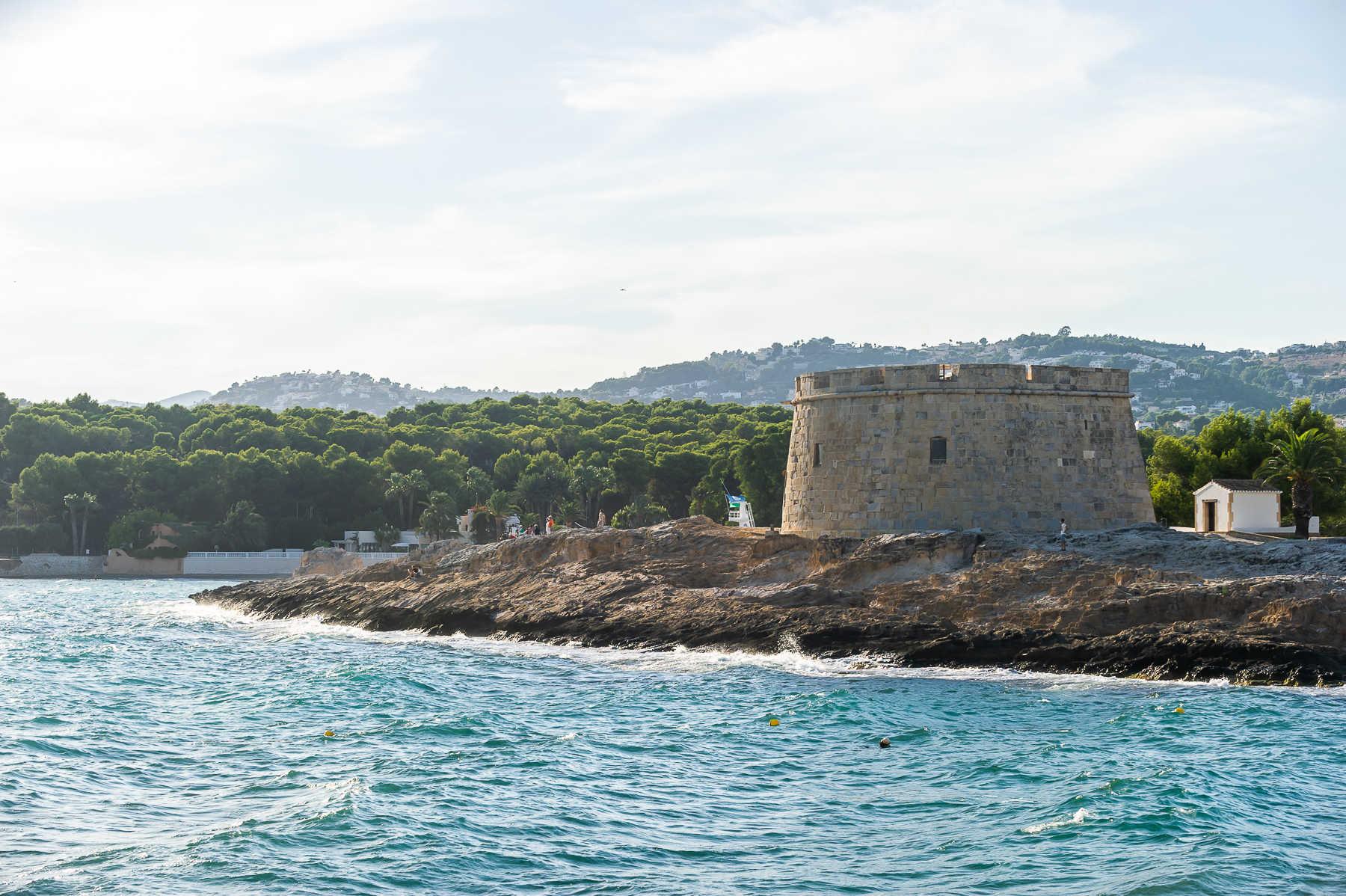 Teulada-Moraira Castle
