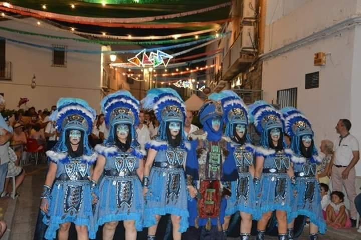 Fiestas de Moros y Cristianos de l'Atzúbia