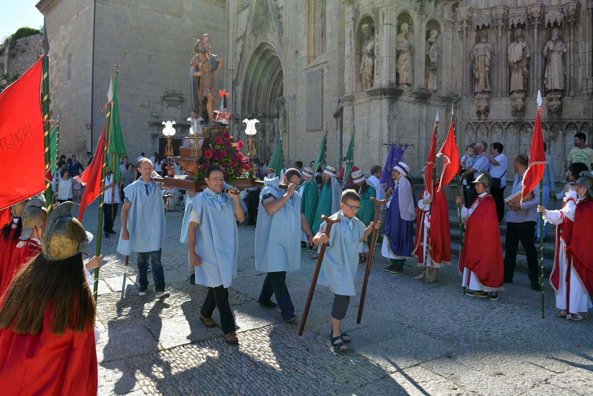 Festivities of the Corpus Christi