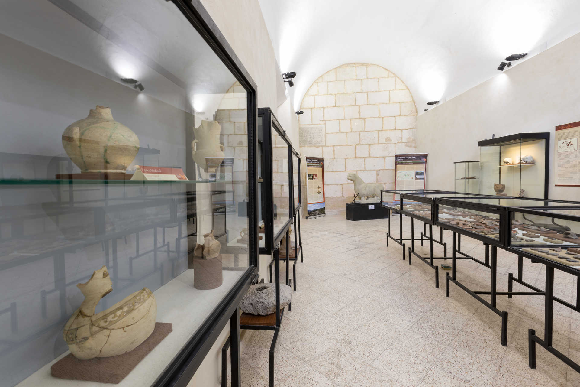 Municipal archaeological museum