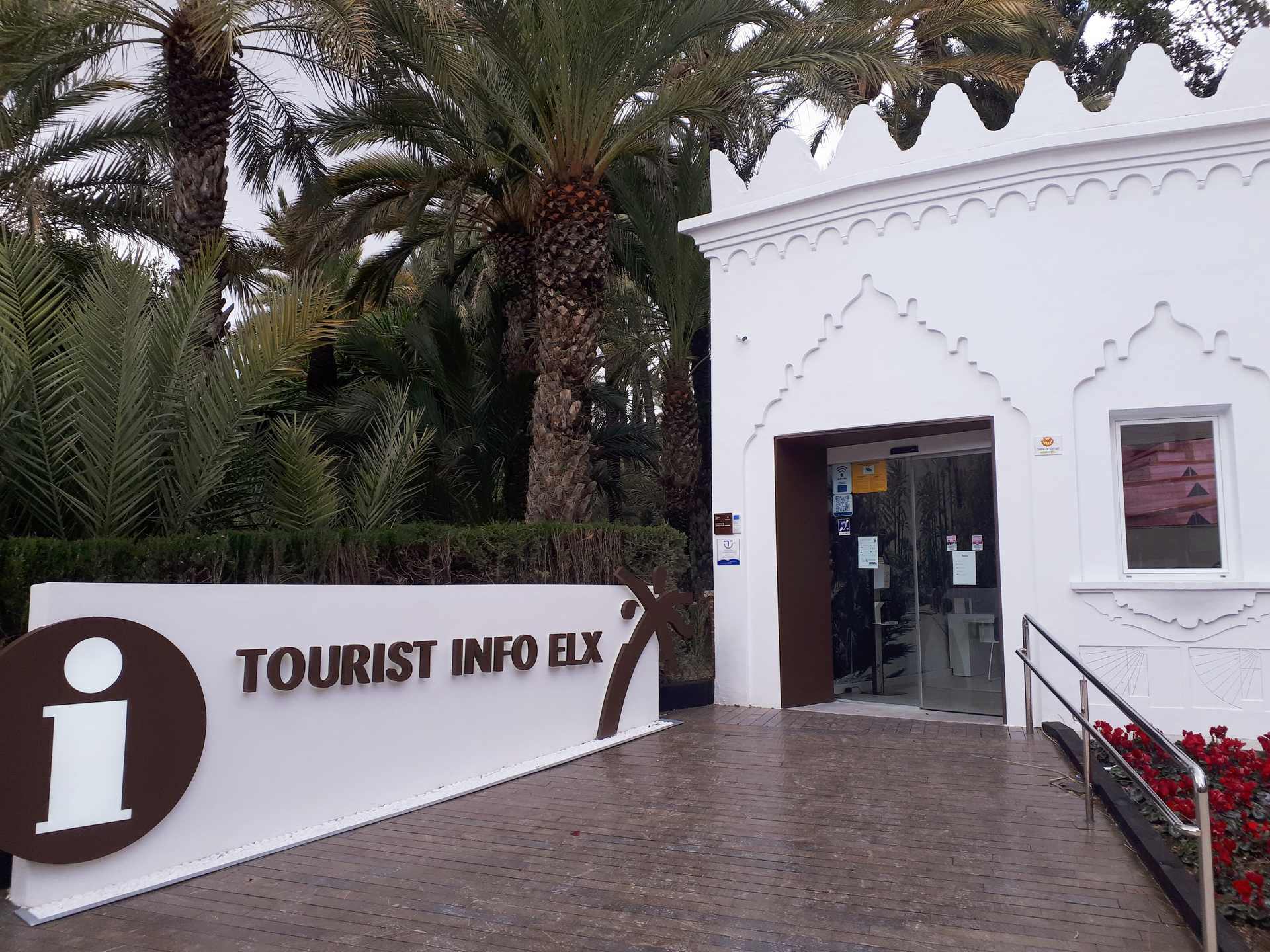 TOURIST INFO ELX