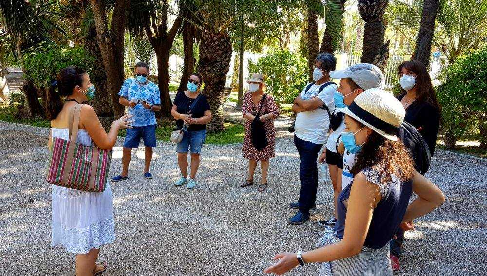 Guided tours in Elx
