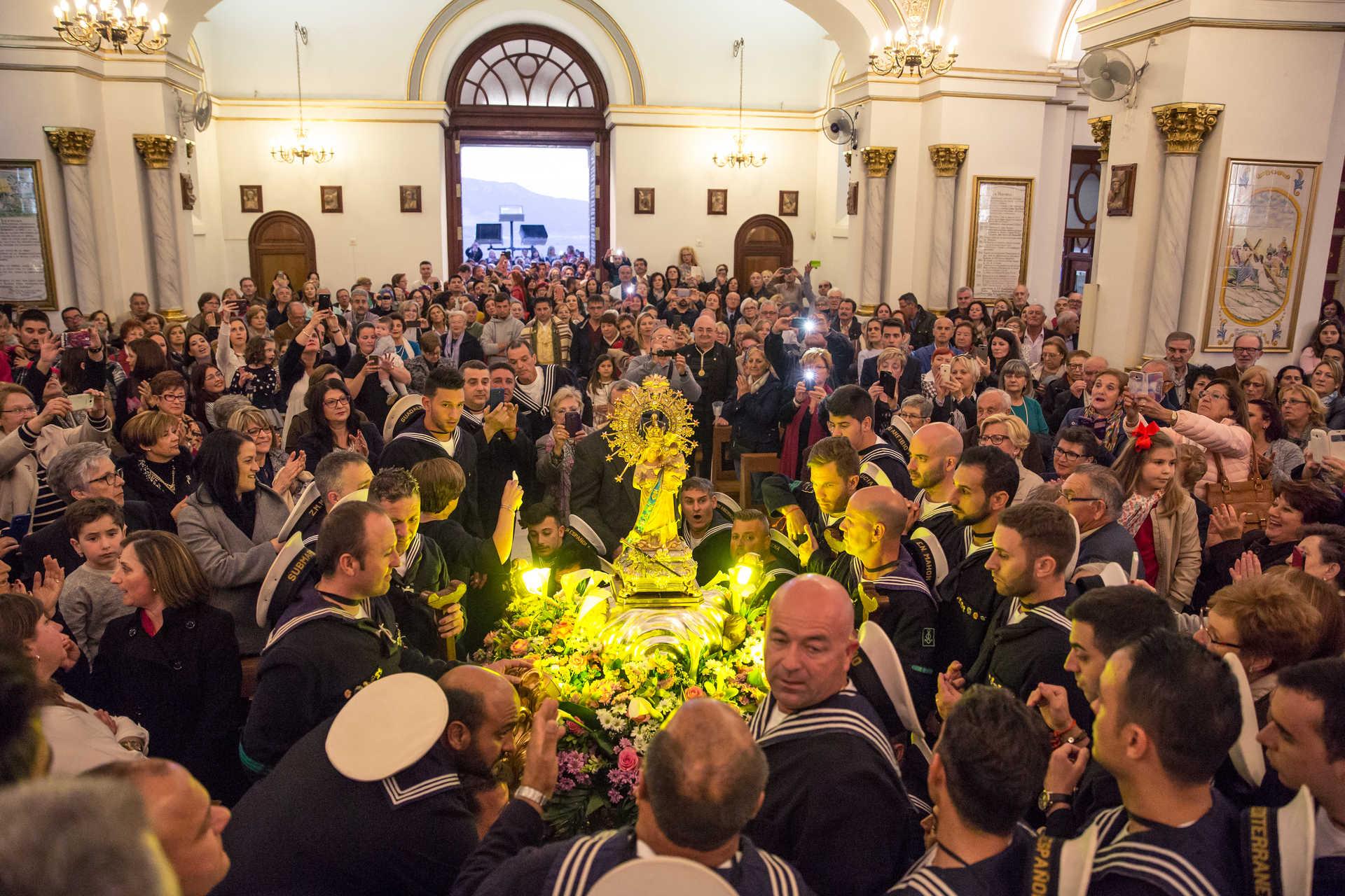 Festes Majors en honor de la Mare de Déu del Castell de Cullera