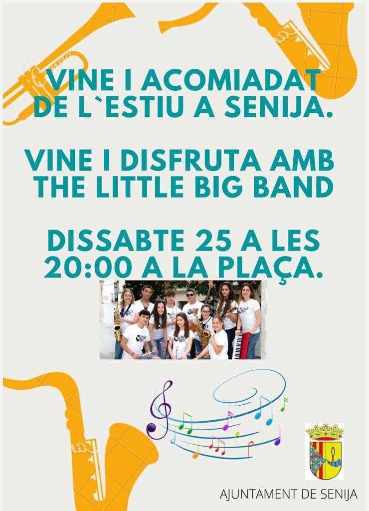 Concert of 'The Little Big Bang' - Senija