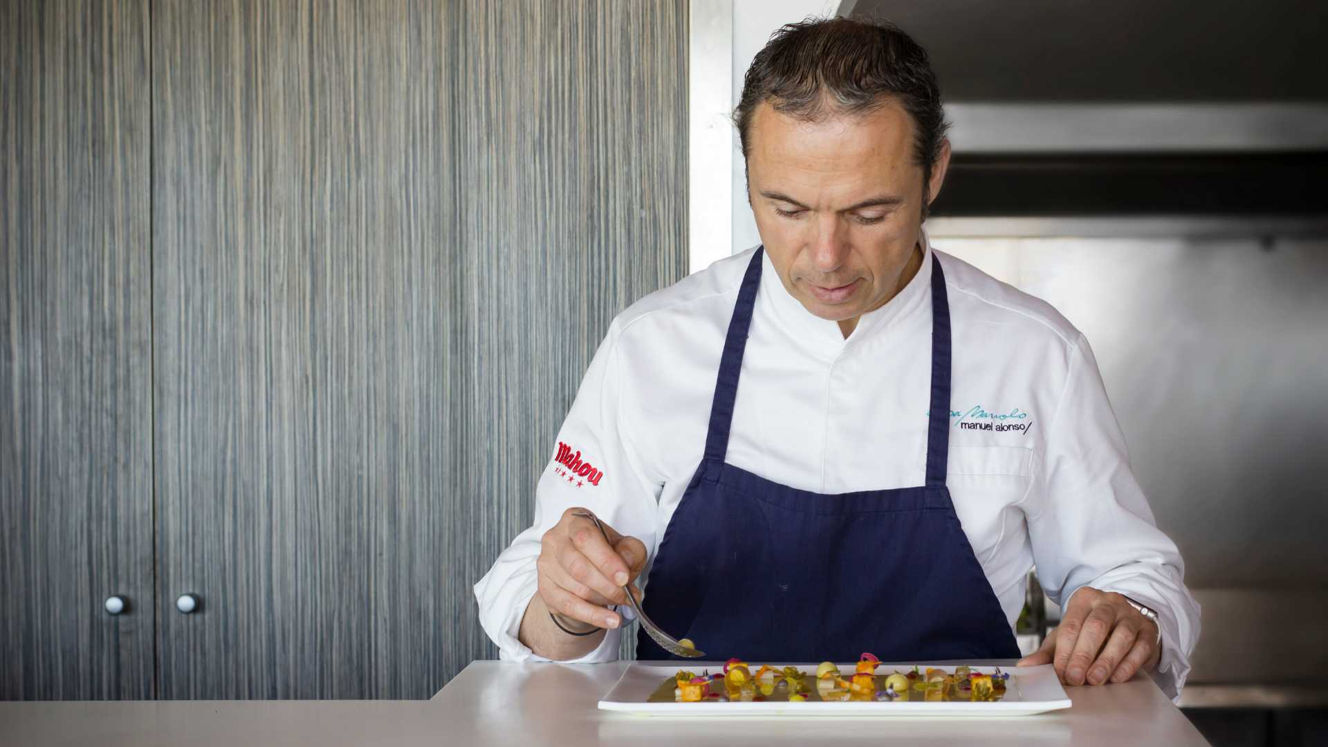 Manuel Alonso Restaurant Daimús Valencia