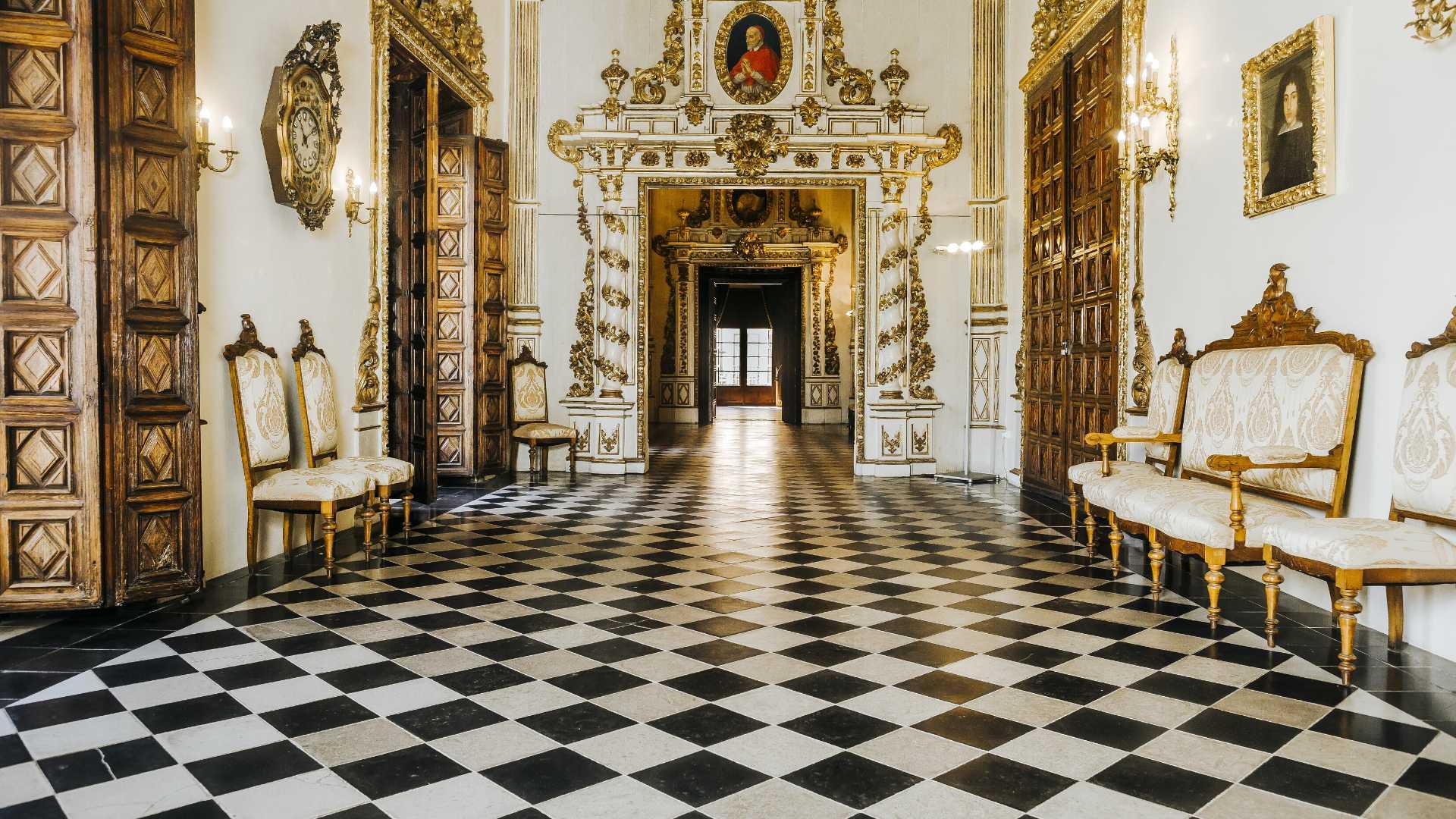 Visites guiades nocturnes: Palau Ducal de Gandia