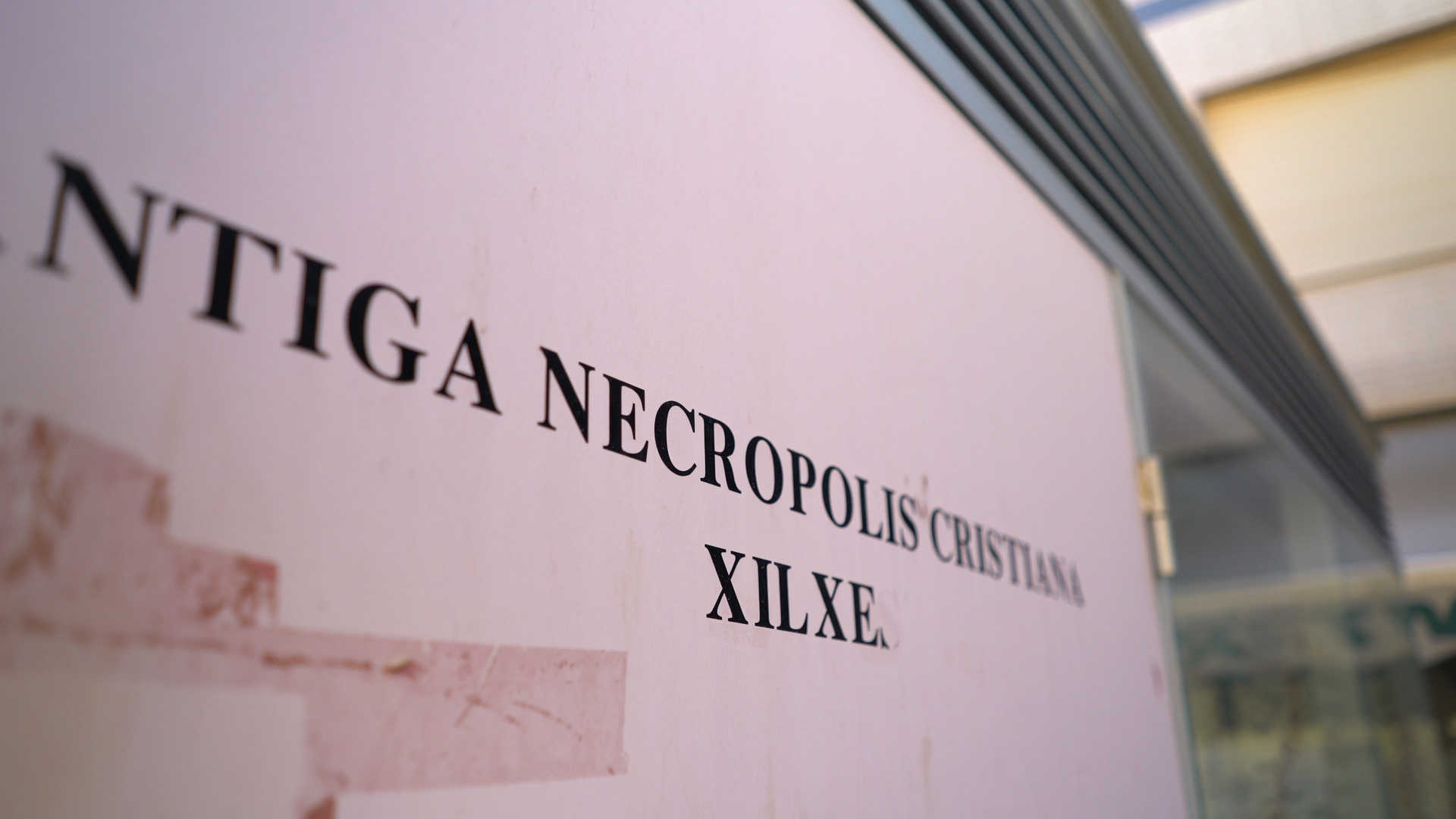 CHRISTIAN NECROPOLIS