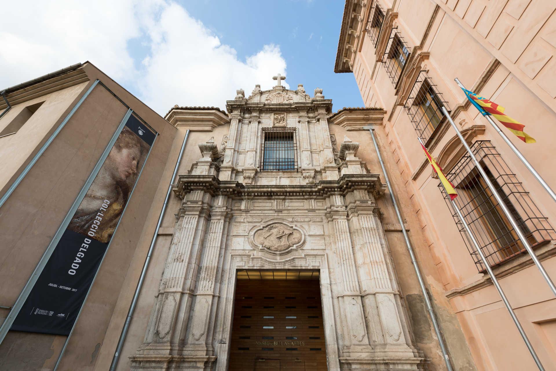 Musée Des Beaux-Arts De Valencia - San Pío V