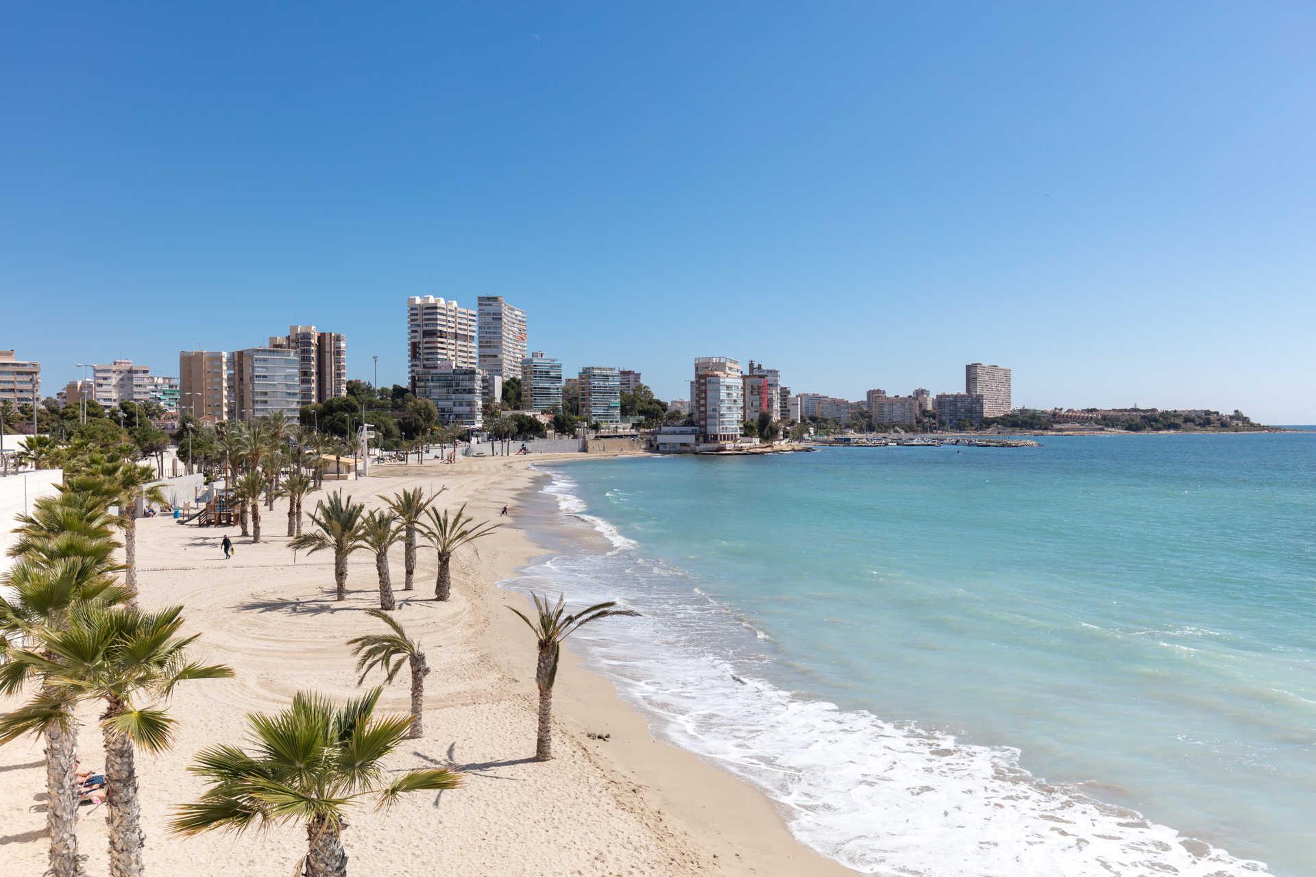 Playa de l'Albufereta