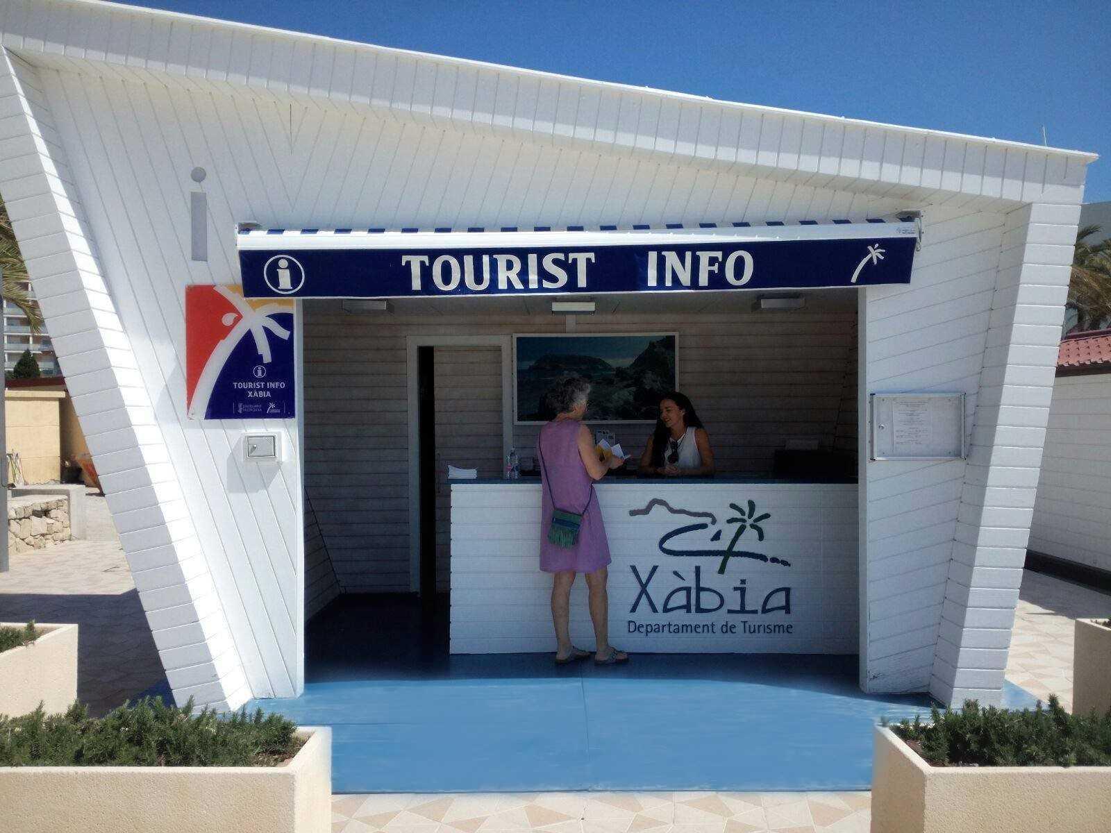 TOURIST INFO XÀBIA - PLAYA ARENAL