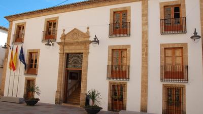 Ajuntament de Xàbia/Jávea. Nucli antic