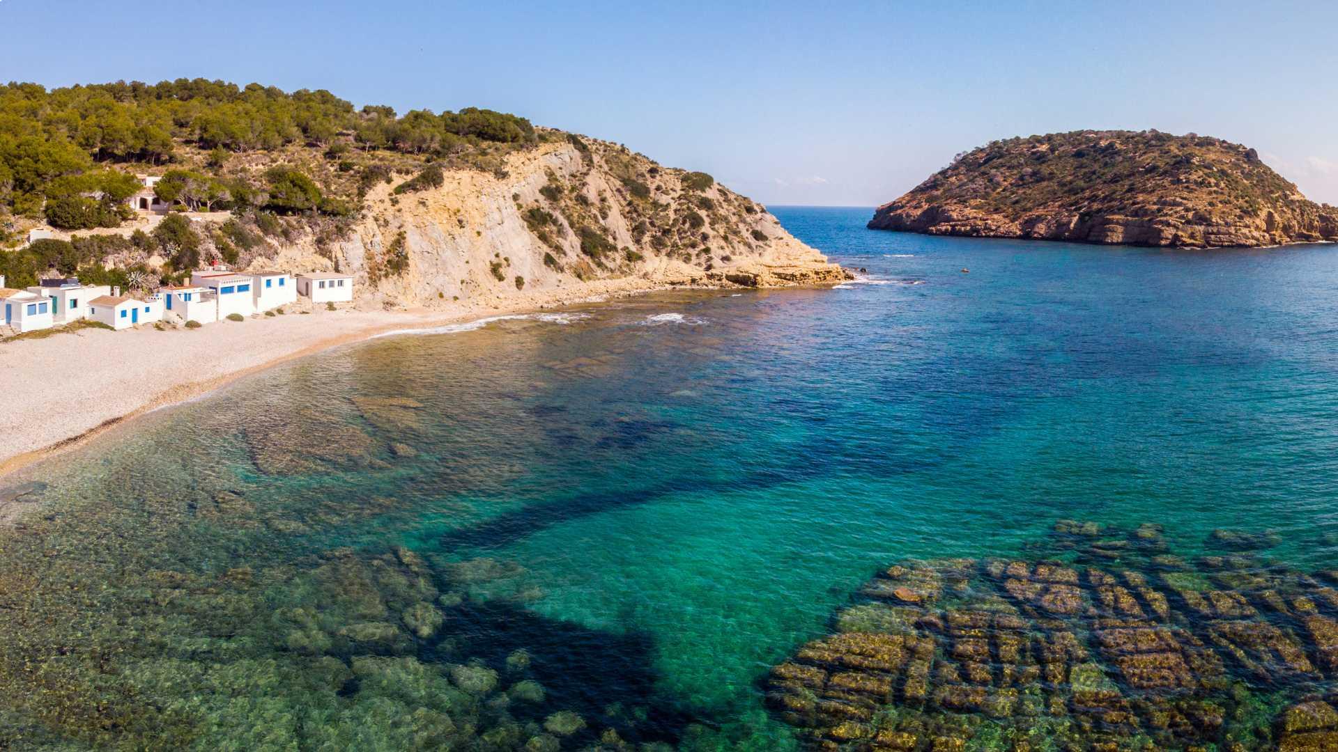 Calas con encanto de la provincia de Alicante