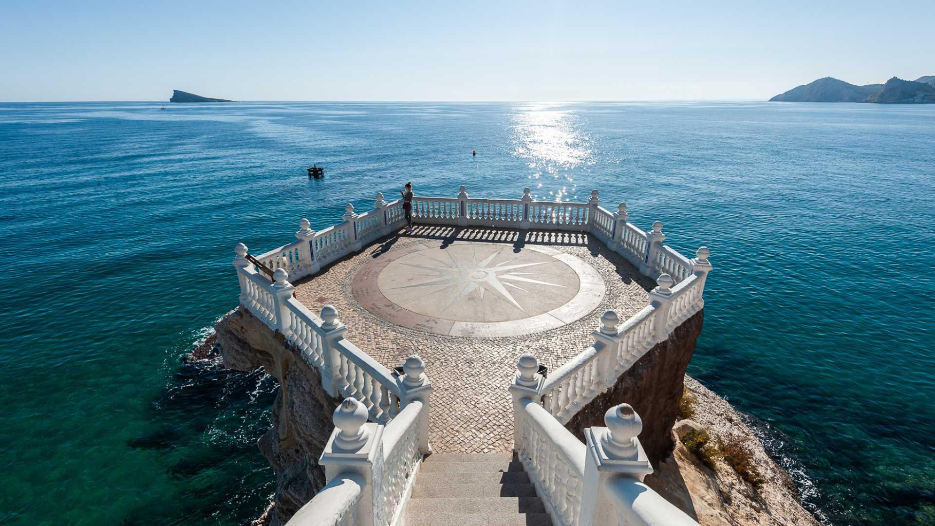 mediterranean viewing point,